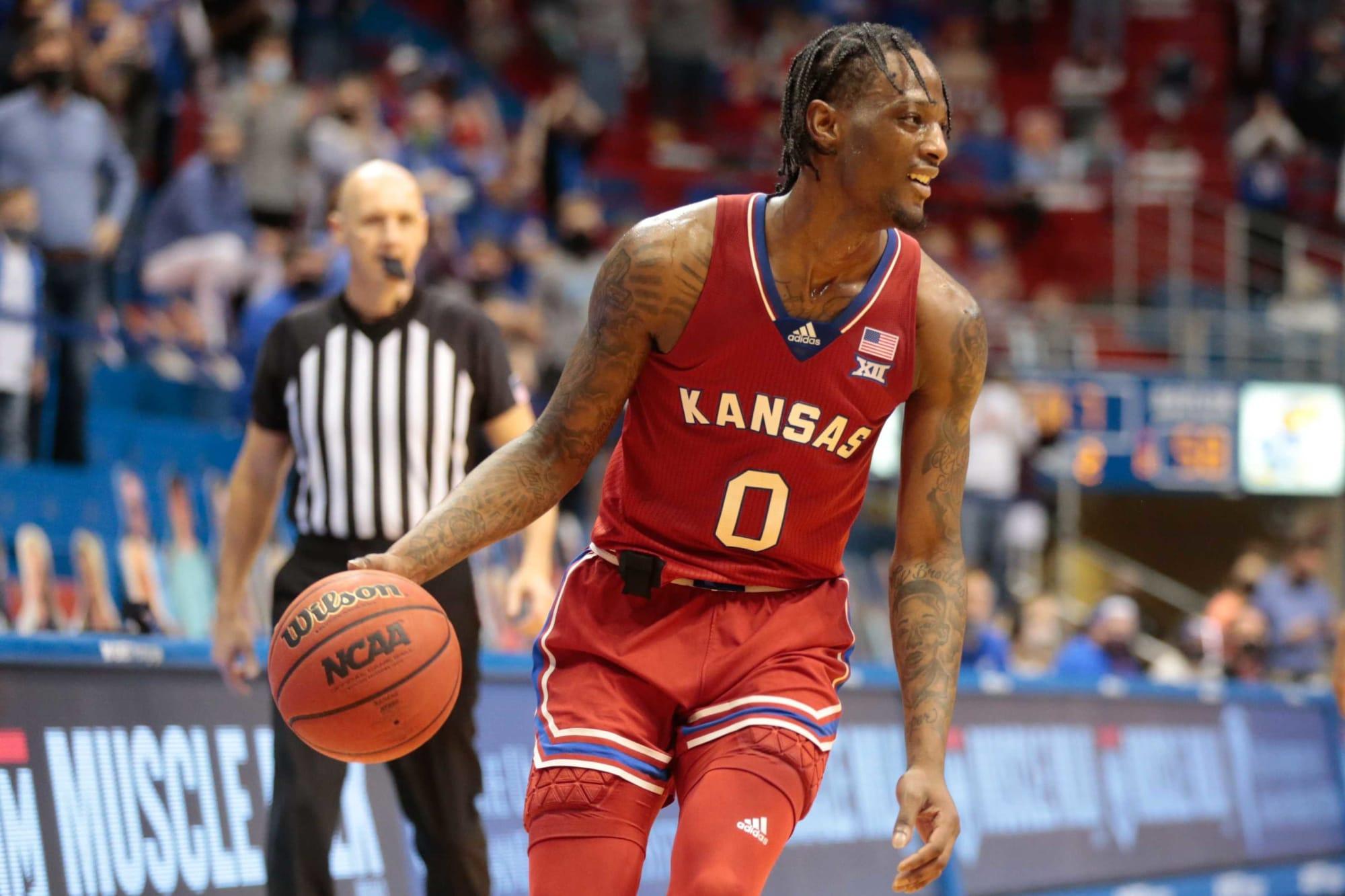 Kansas basketball: Expectations for Marcus Garrett ahead of the NBA Draft