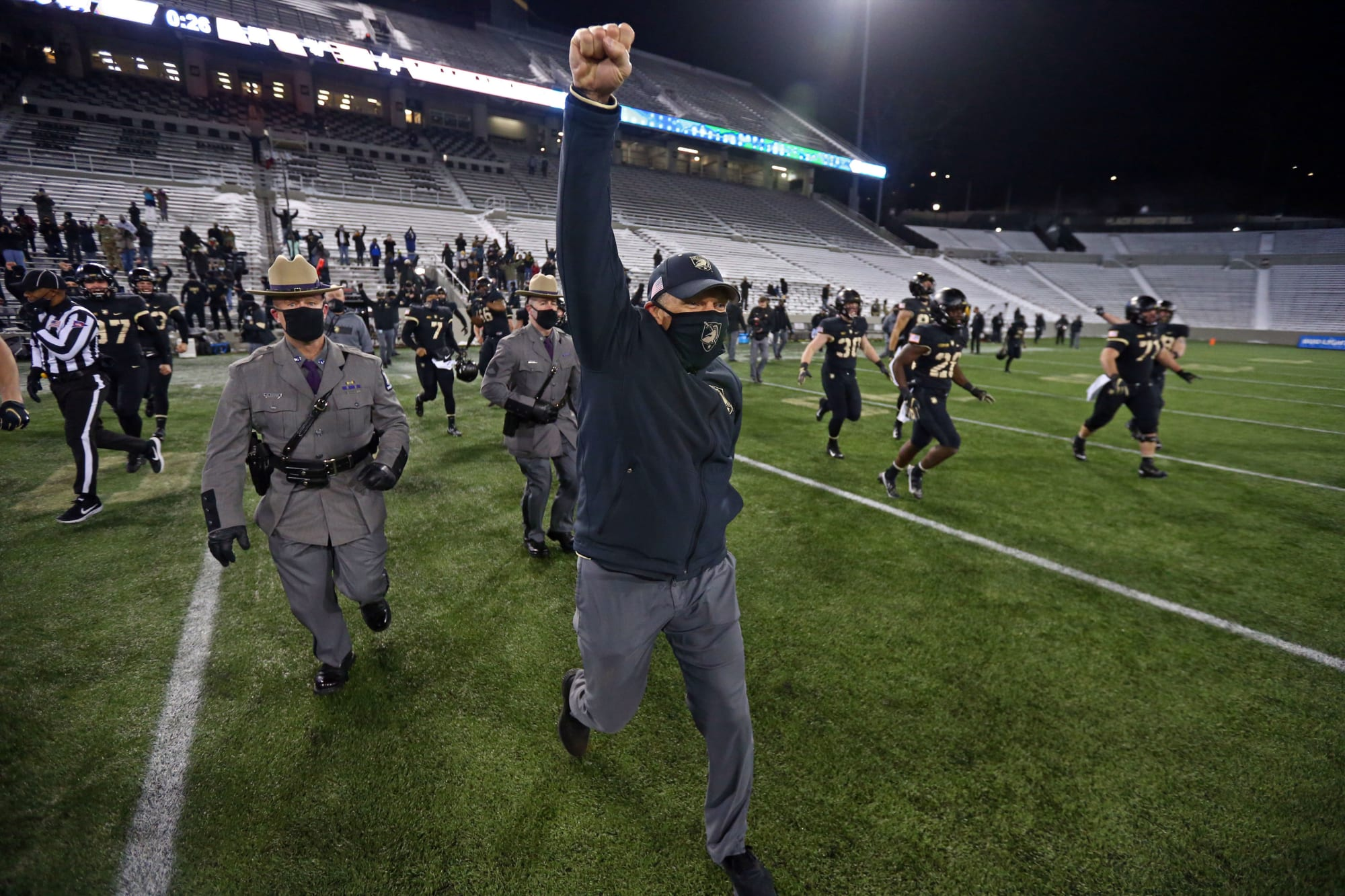 Kansas football could be a good fit for Jeff Monken