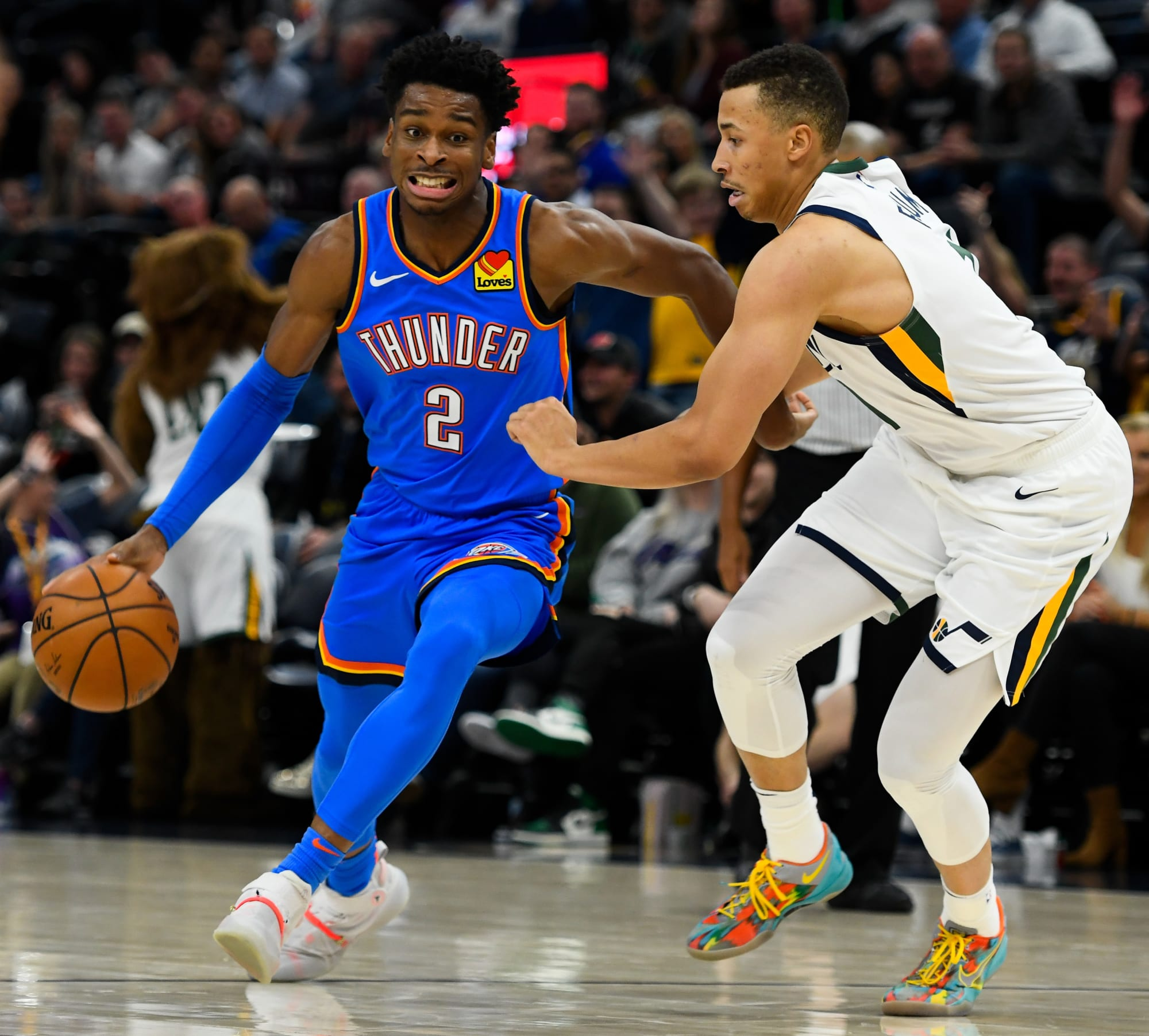 How high can OKC Thunder move up NBA standings in Orlando?