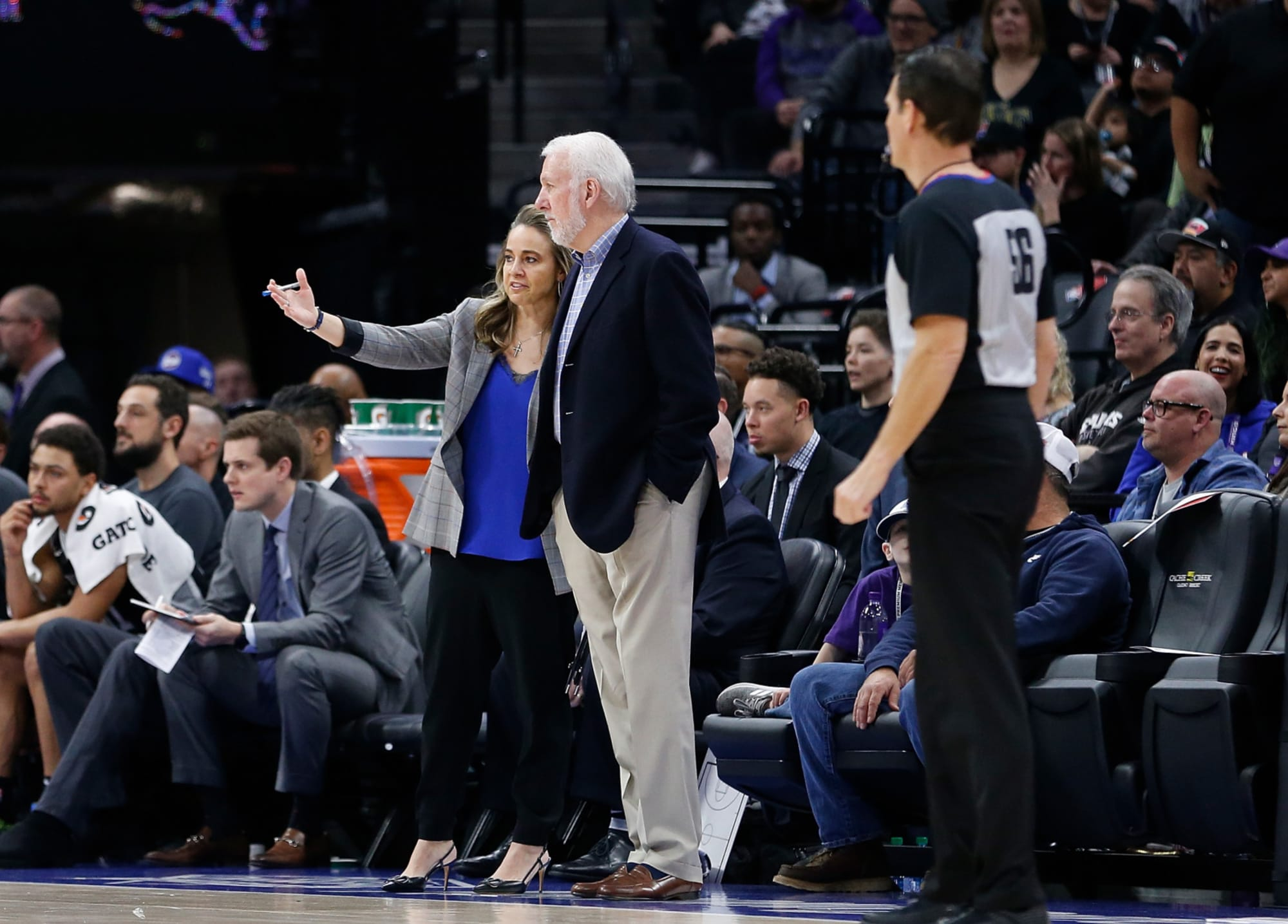 OKC Thunder: Becky Hammon is a great fit to fill head coach vacancy