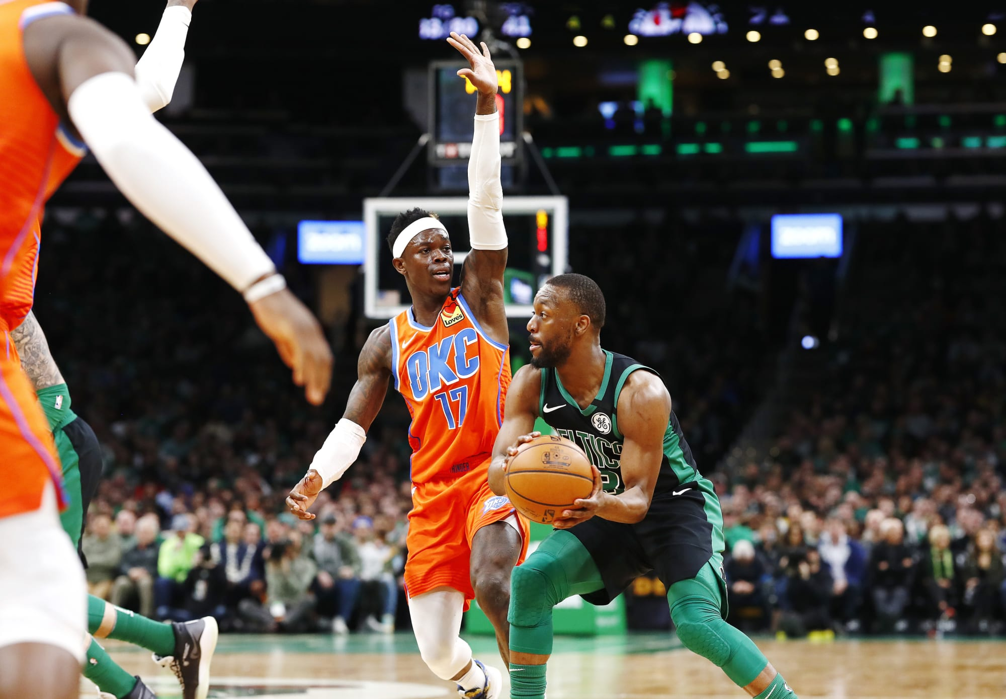 OKC Thunder play Celtics, 76ers and Blazers in Disney scrimmage games