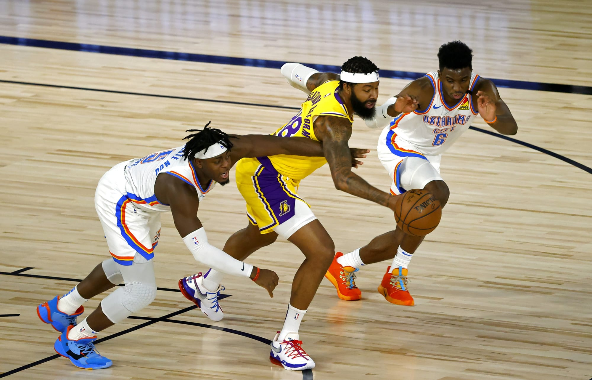 OKC Thunder vs. Lakers – 3 takeaways from statement win