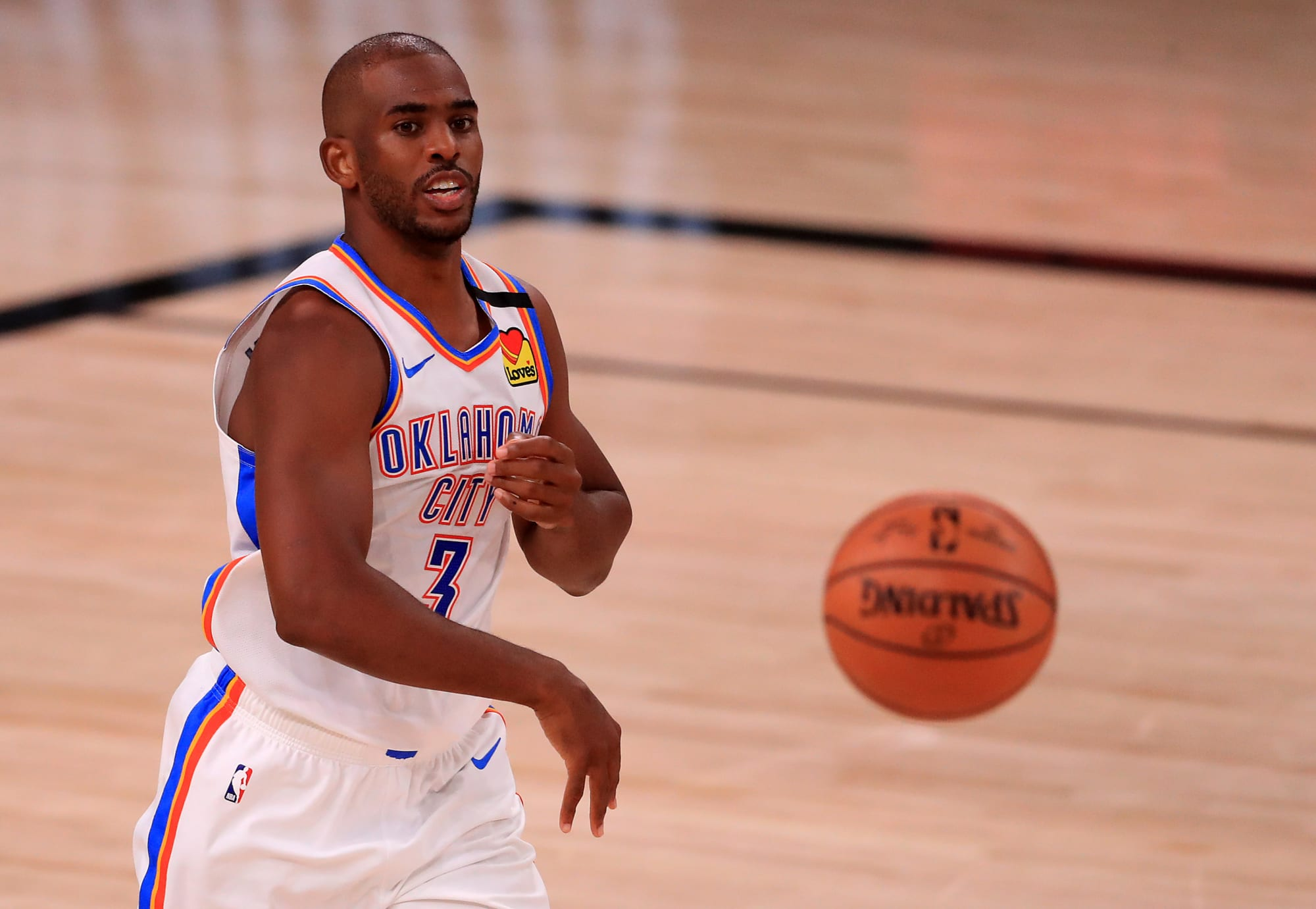 OKC Thunder: Chris Paul continues to promotes voting and HBCUs