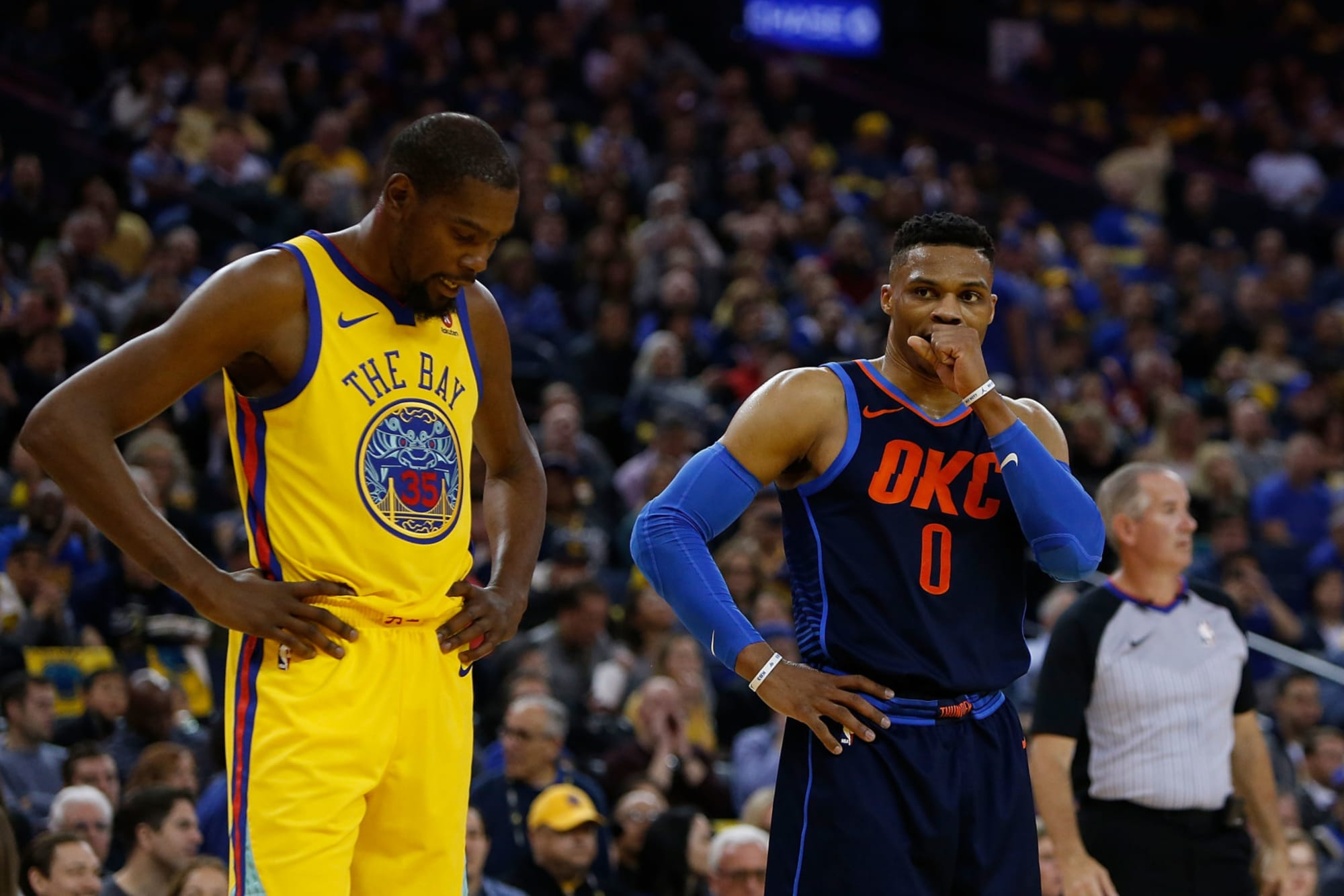Kevin Durant OKC Thunder exit is back