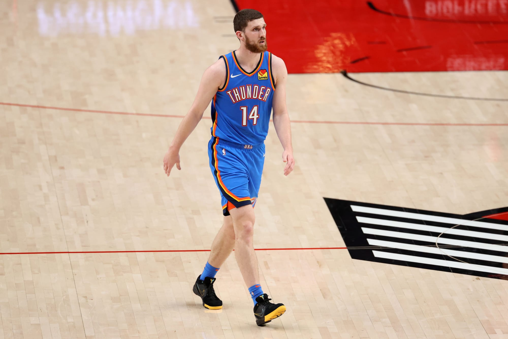 OKC Thunder: Why Mykhailiuk is better long term fit than Diallo