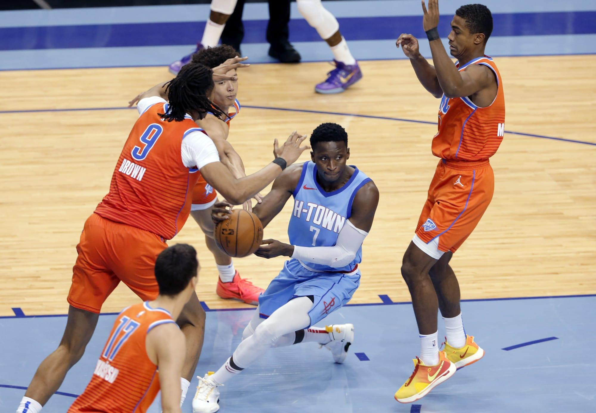 OKC Thunder: ESPN pegs Maledon and Pokusevski as rookies with future potential
