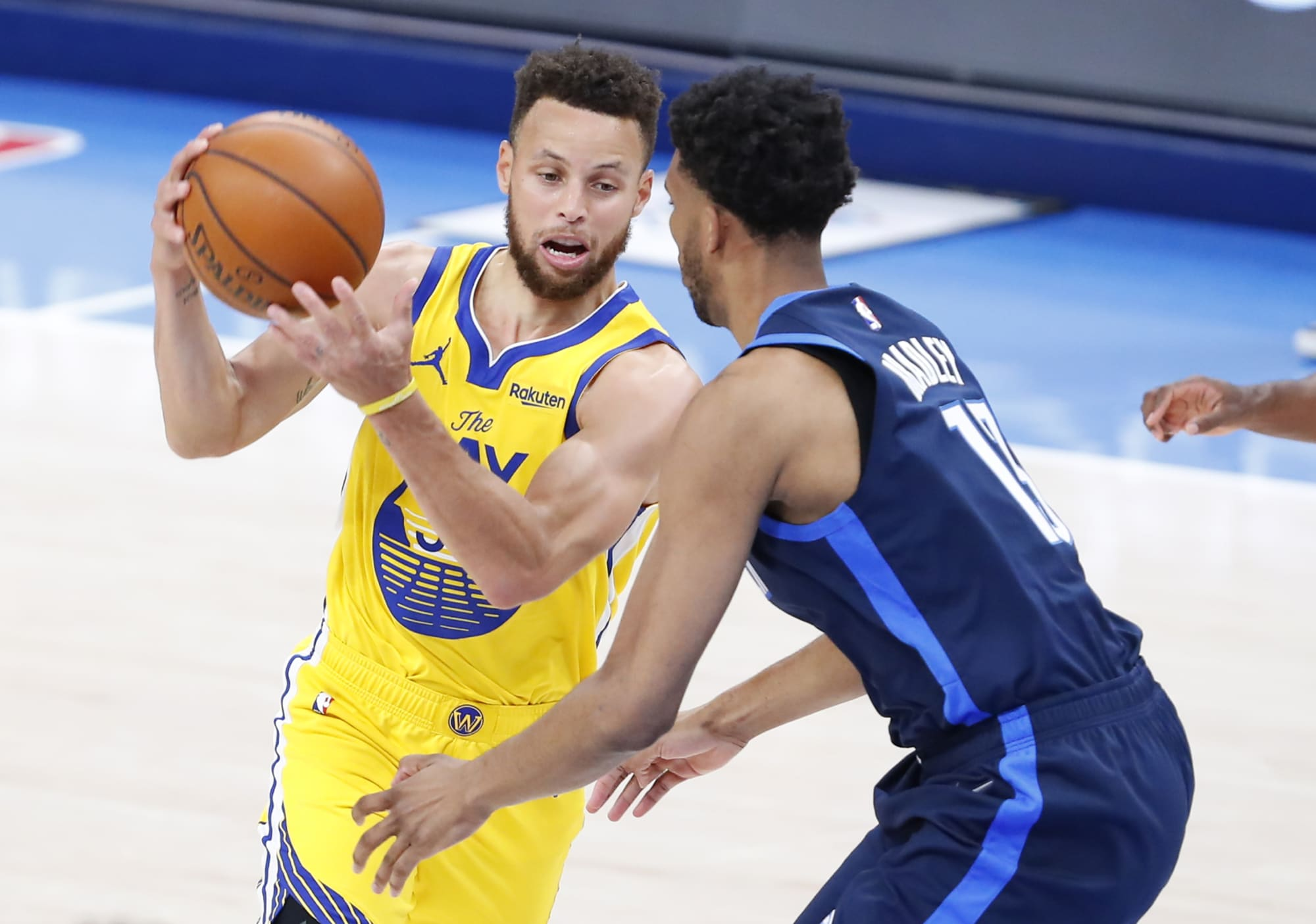 OKC Thunder vs. Warriors: Tanking and play-in objectives are top of mind