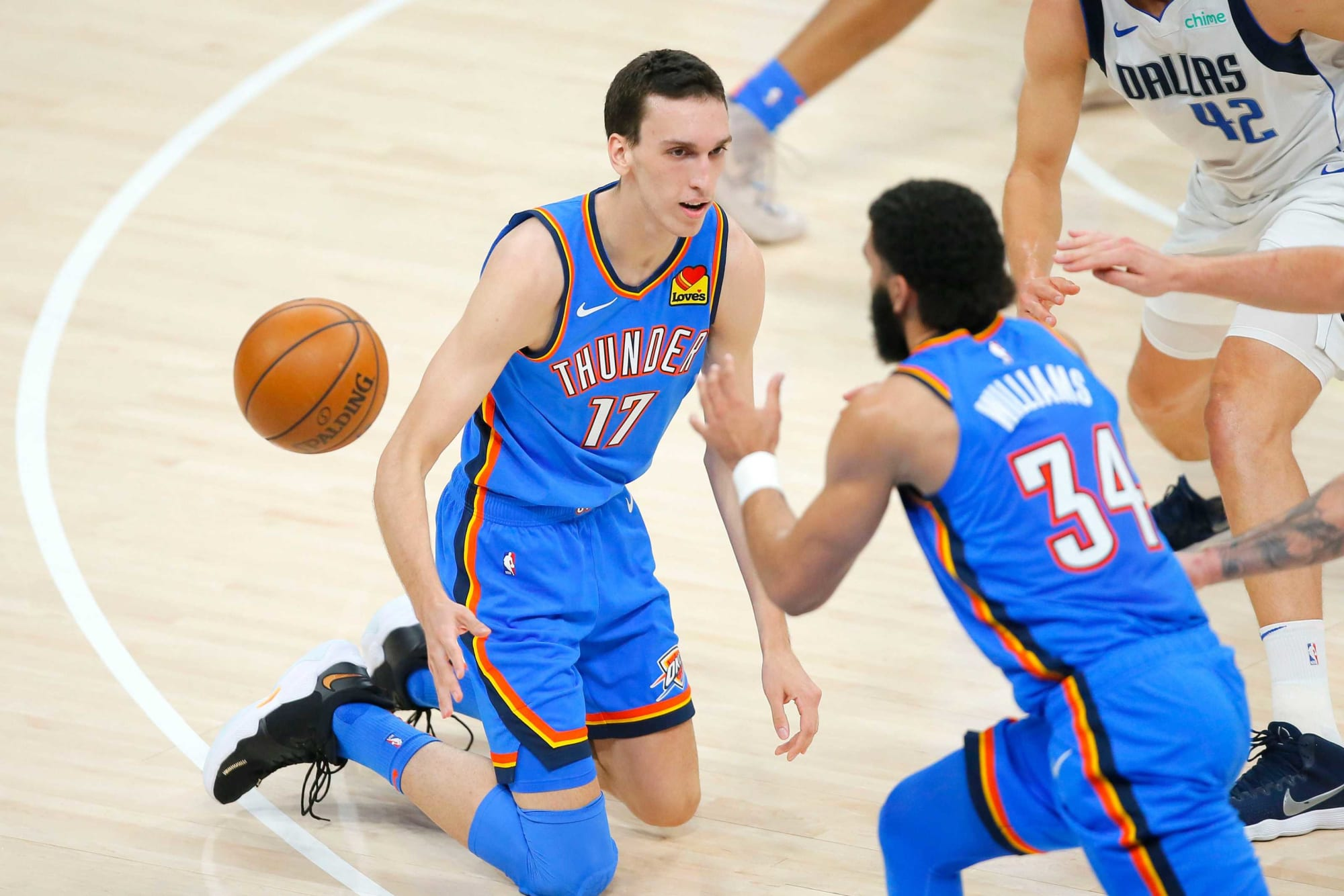 OKC Thunder: With Maledon out, prepare for the POKU show vs. Kings