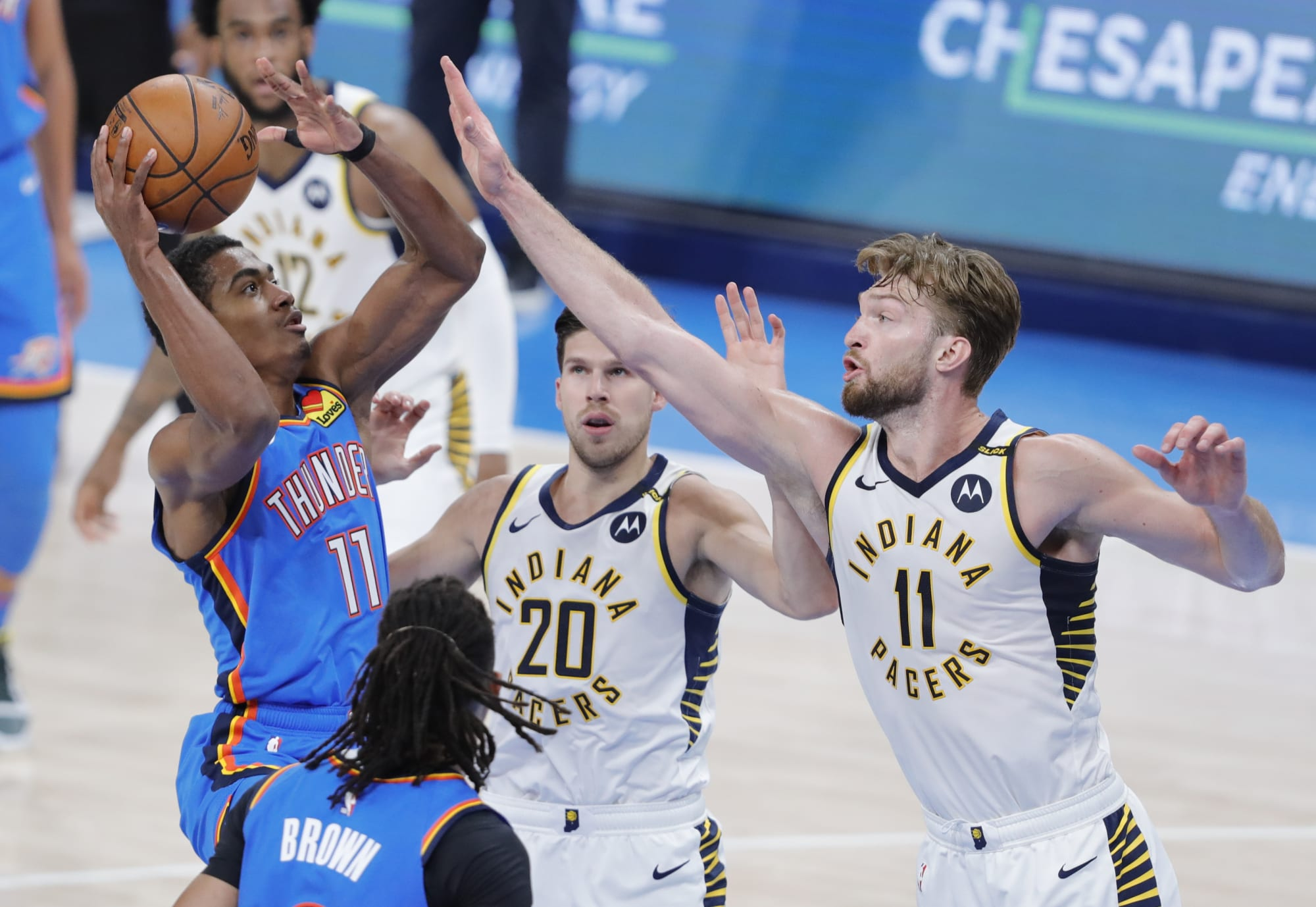 OKC Thunder: Domantas Sabonis may be wishing for simpler times