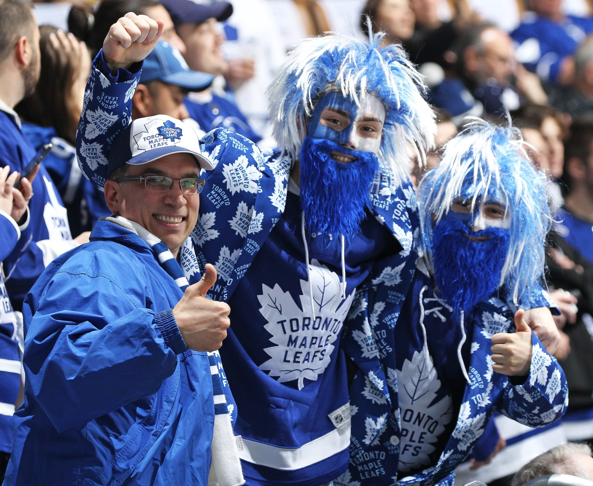 Toronto Maple Leafs Ranked Too Low On Latest Fansided 250