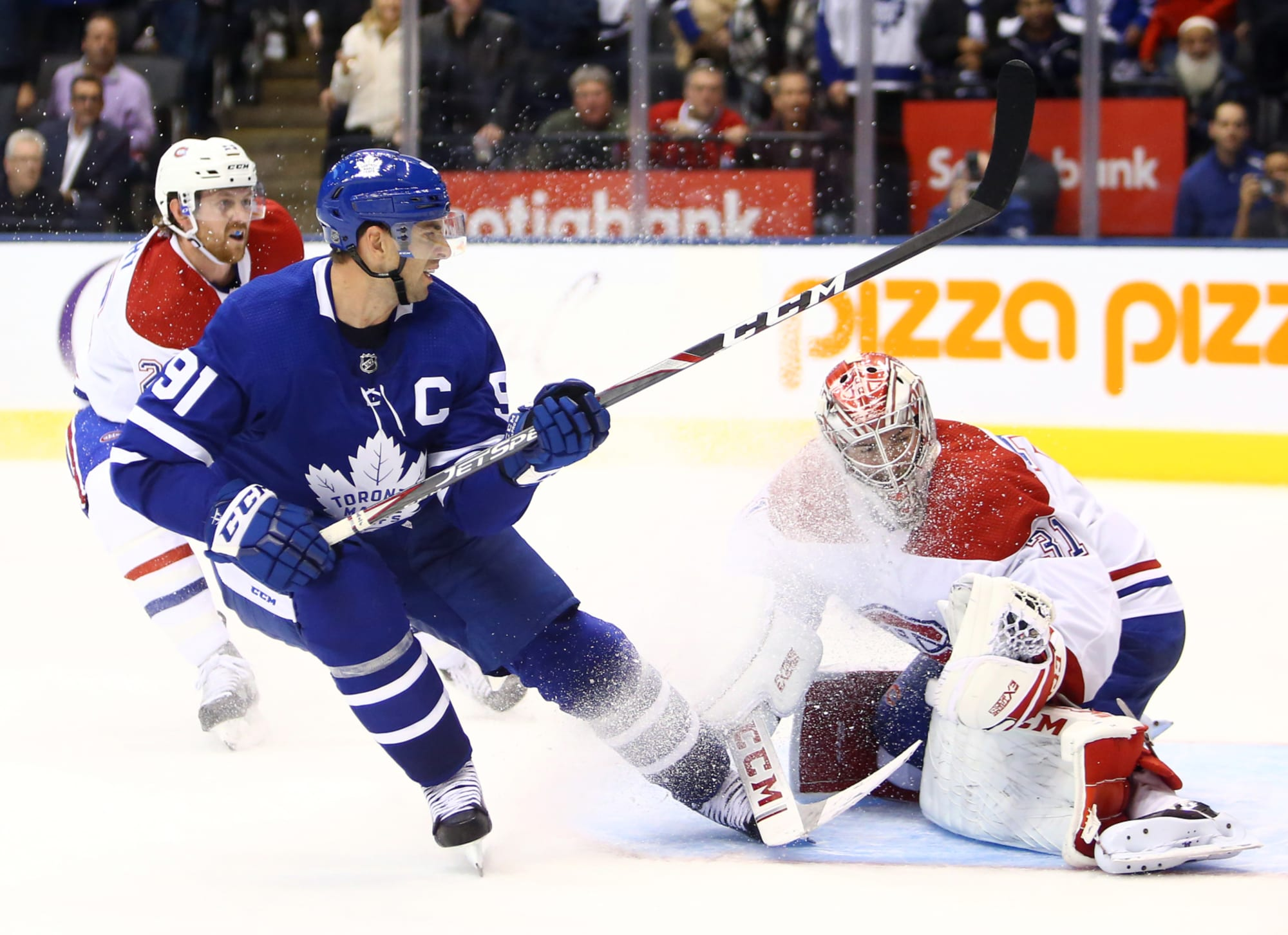 Toronto Maple Leafs: No reason to doubt signing John Tavares