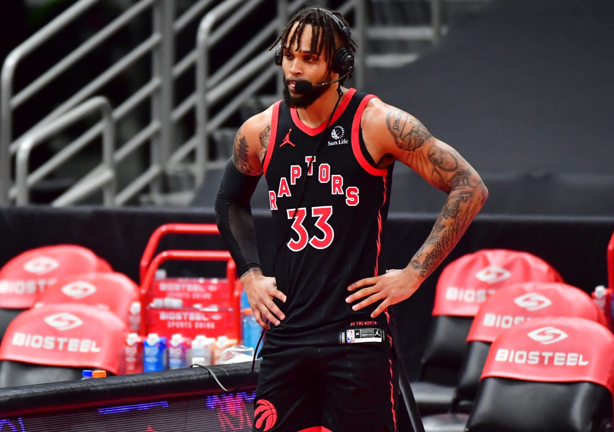 Toronto Raptors: Gary Trent Jr continues to be ideal fit since trade