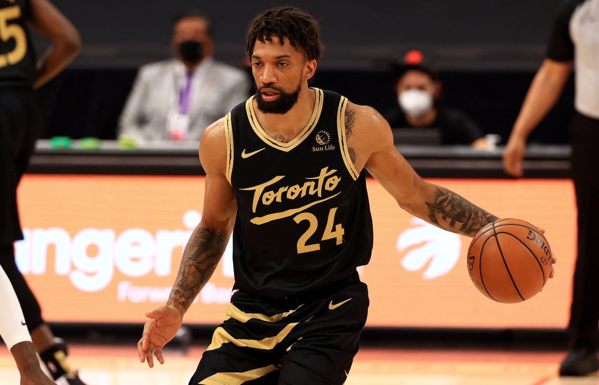 Toronto Raptors: Khem Birch has found the perfect match