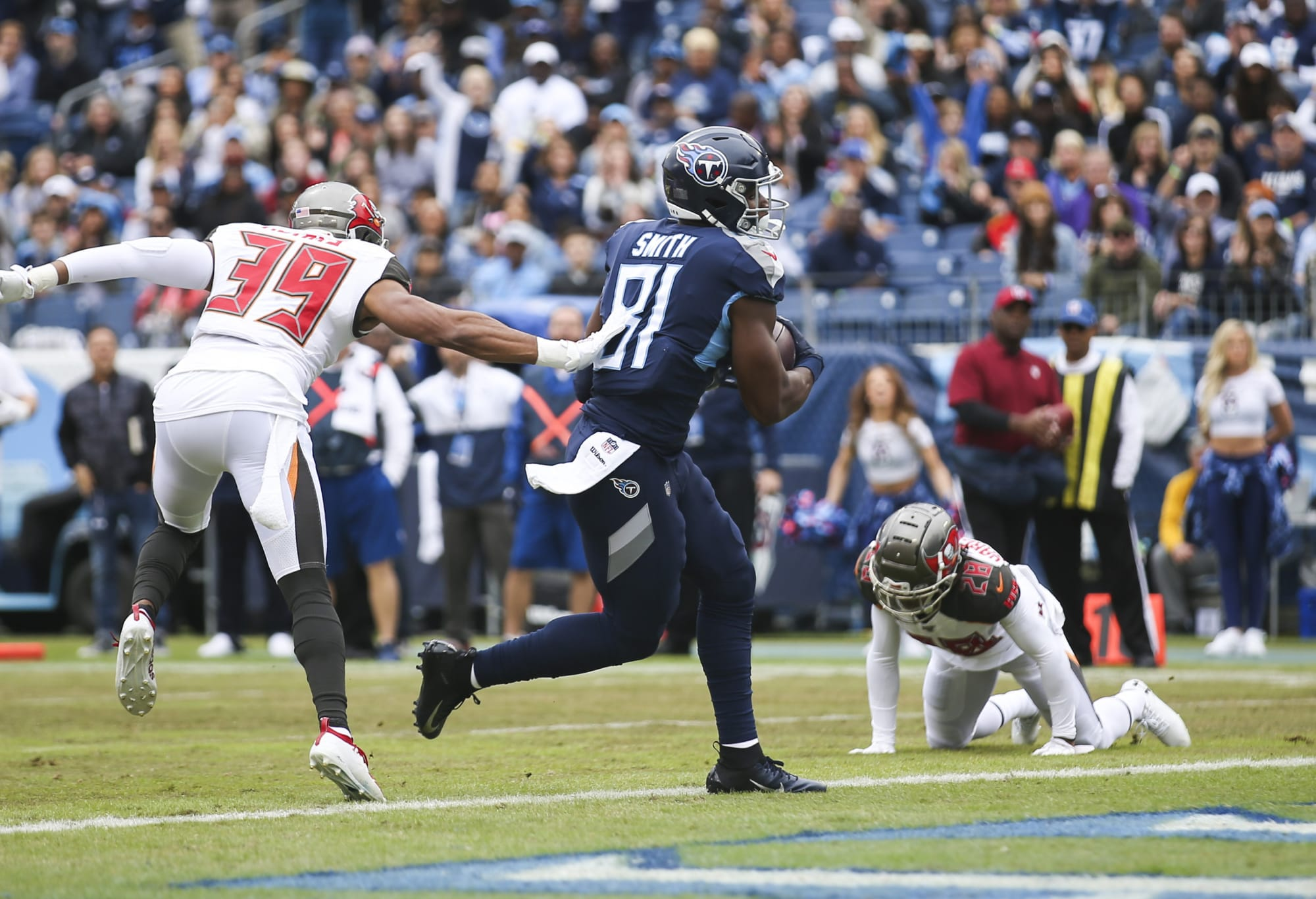 Tampa Bay Buccaneers will be Titans most exciting preseason matchup