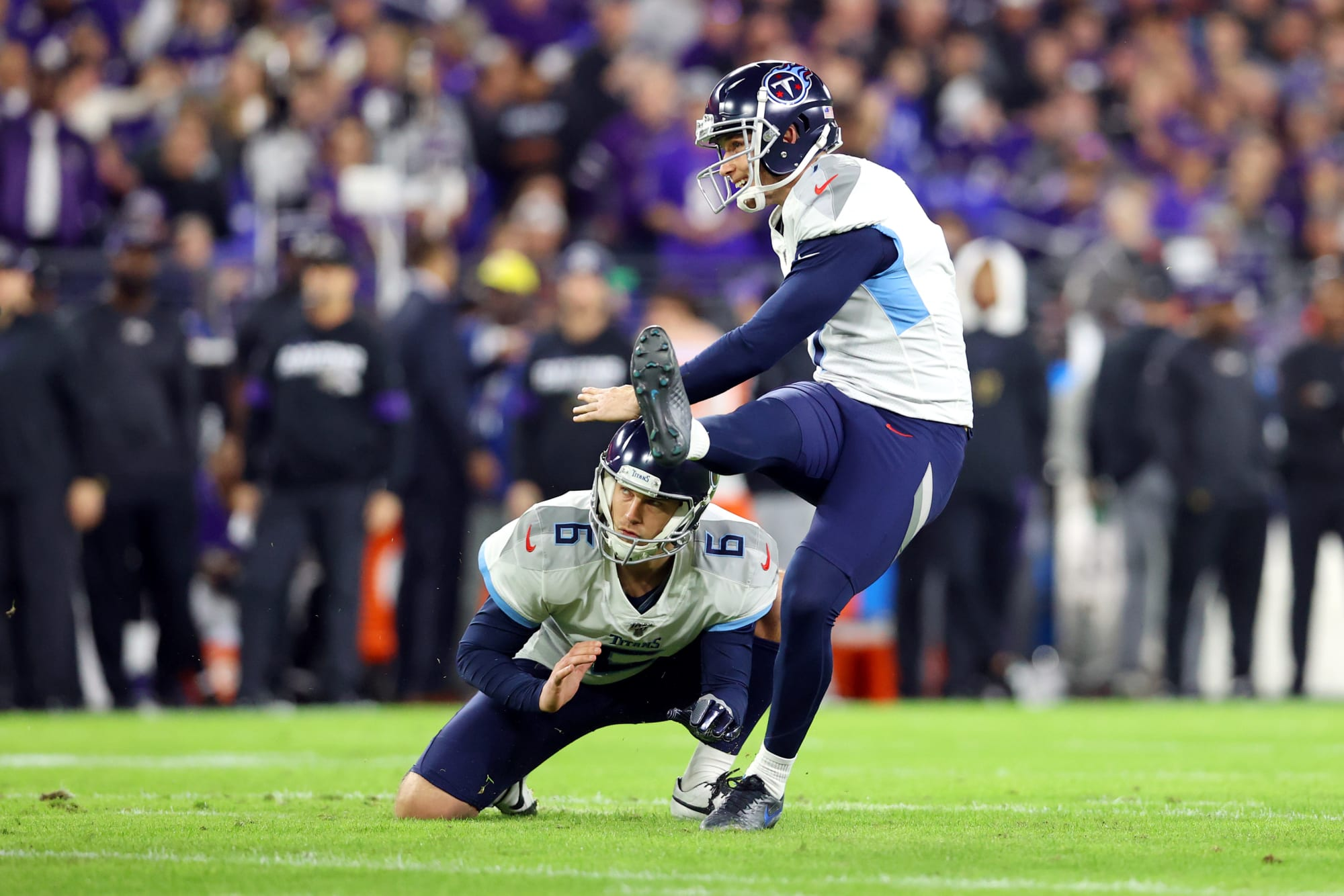 Interesting overseas option for the Titans to compete with kicker Greg Joseph