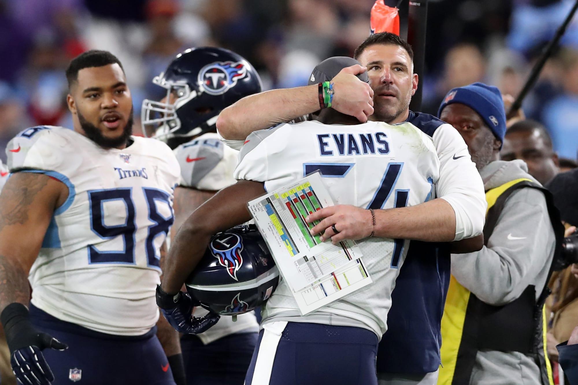 Tennessee Titans run defense was elite in a mediocre 2019