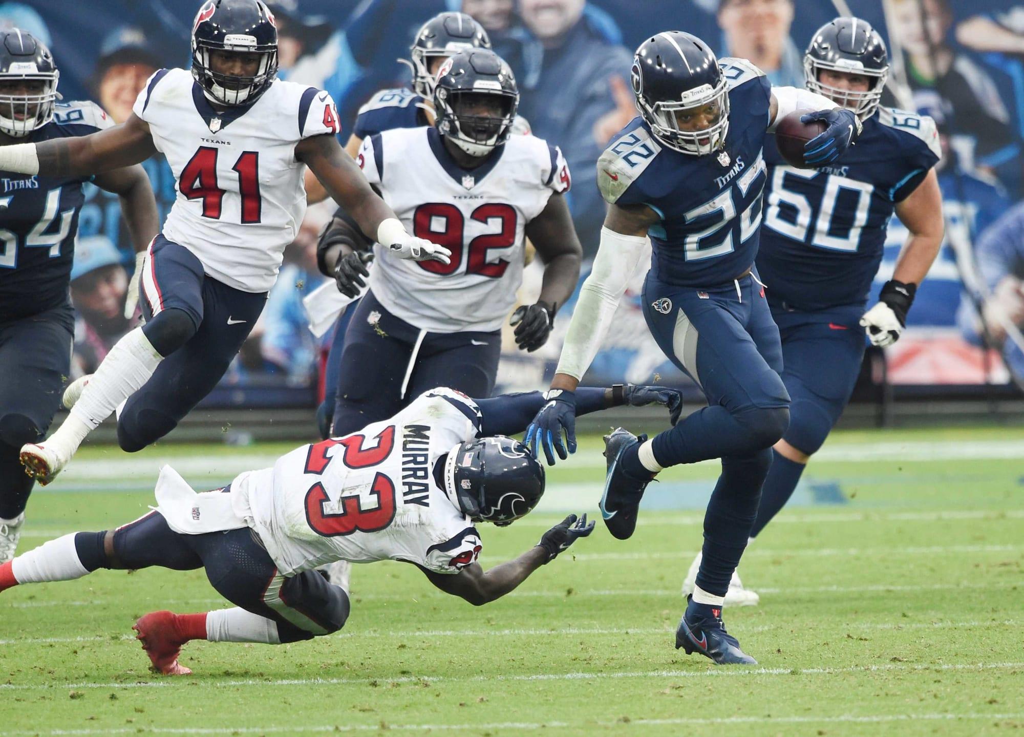 Week 7 NFL Power Rankings: Titans, Steelers & Seahawks stand alone