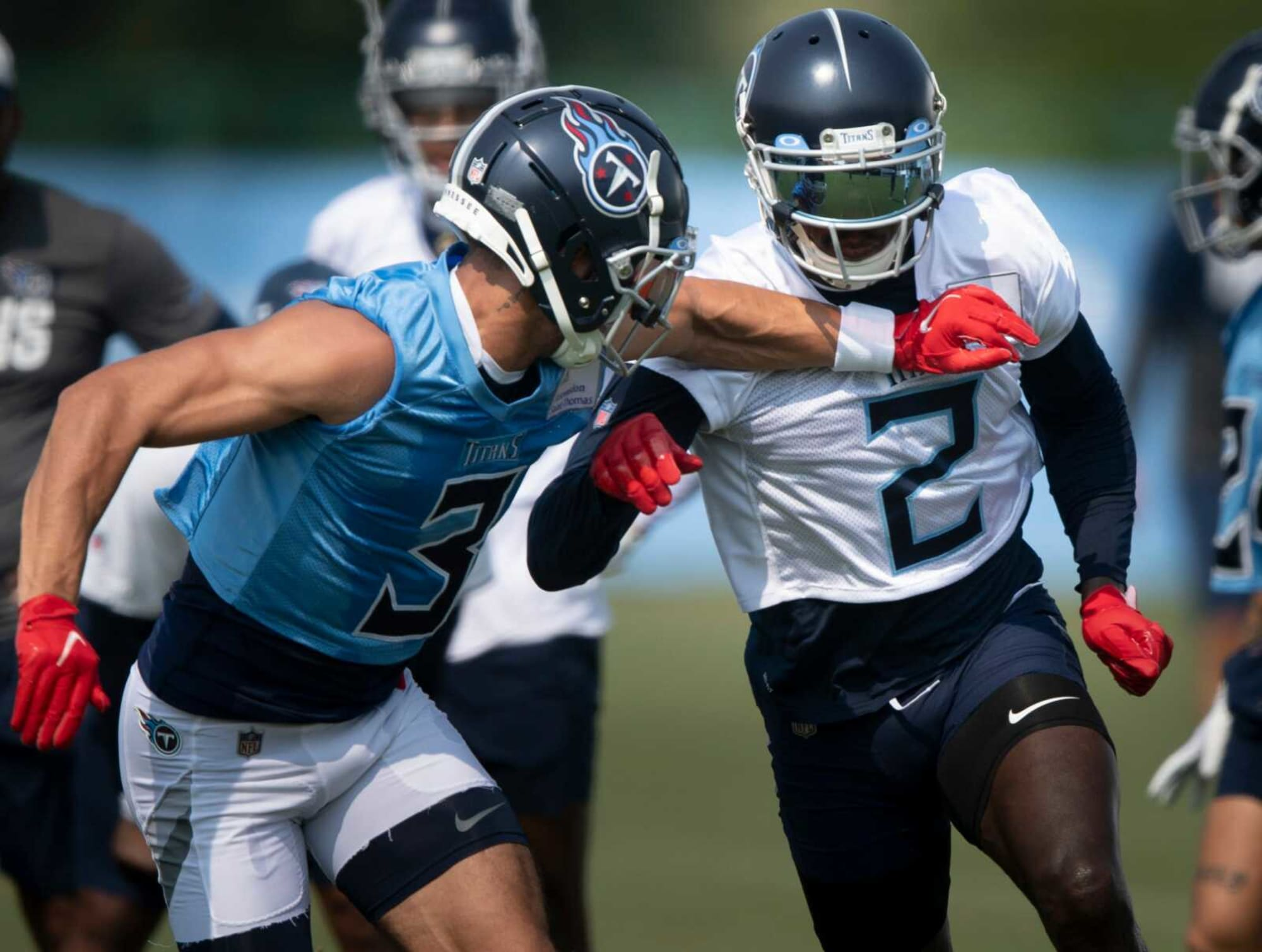 Tennessee Titans injury report: 4 well-known players are questionable