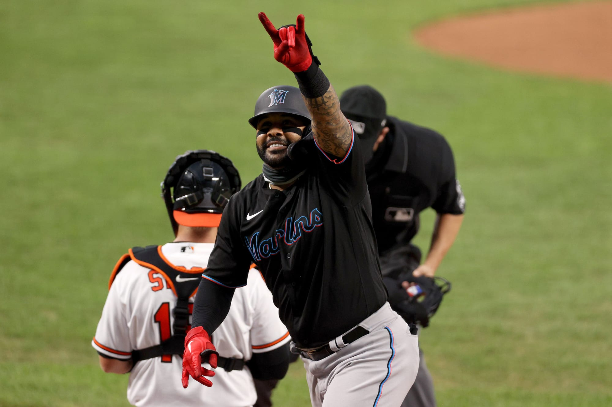 Marlins catching the Atlanta Braves at the right time – for them