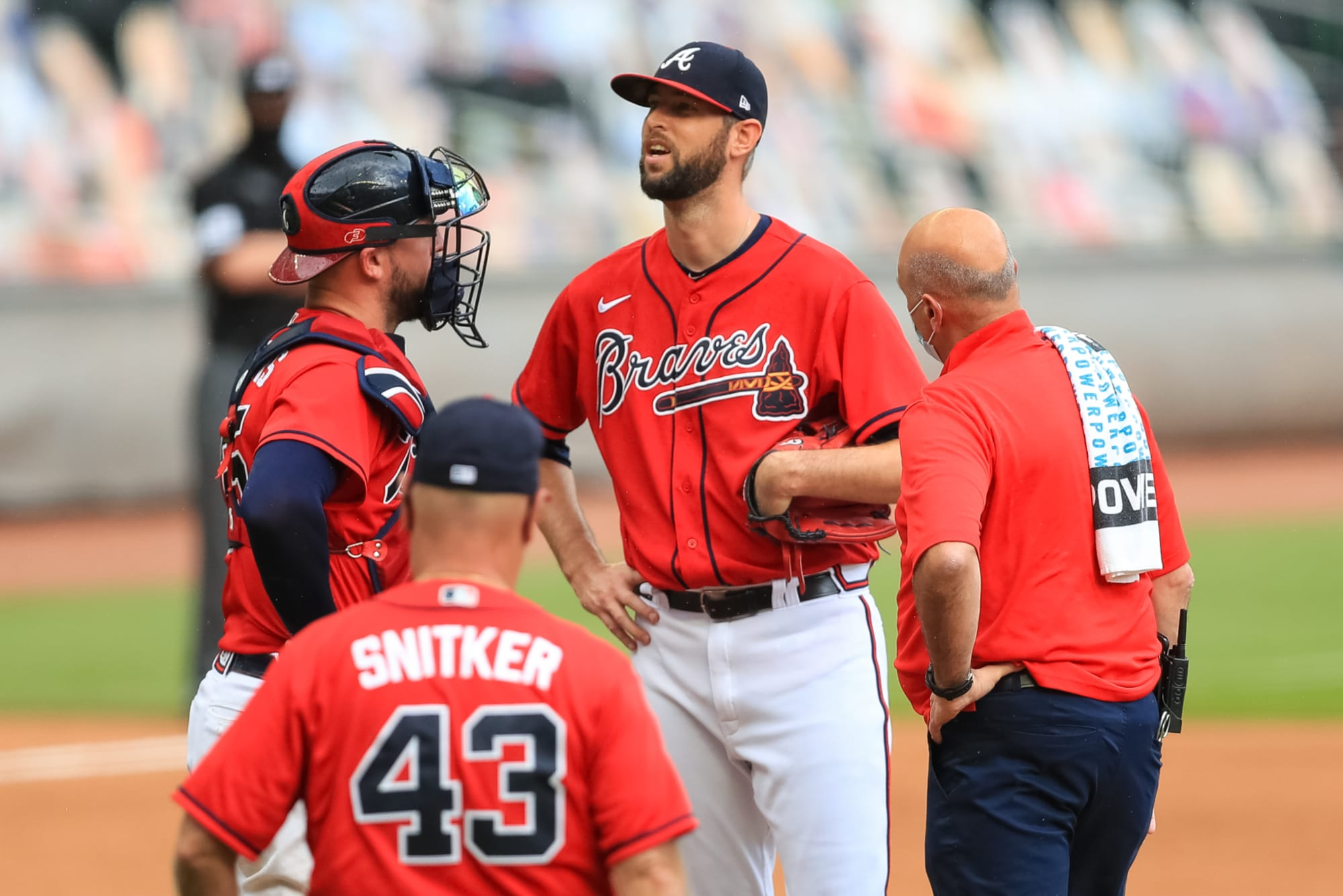 Braves Injury News: Ronald Acuña Jr., Austin Riley, Chris Martin Good to Go