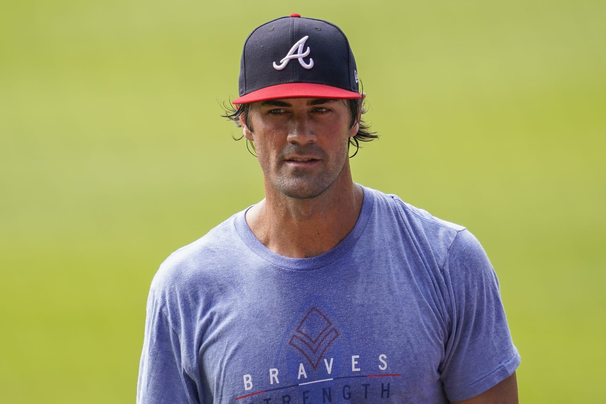 Atlanta Braves welcome the official start of the off-season