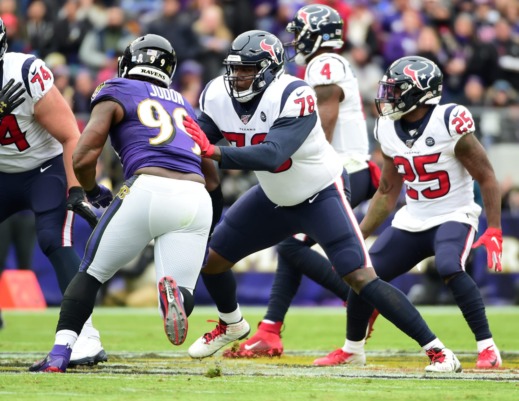 Houston Texans: Laremy Tunsil brings franchise respect at tackle