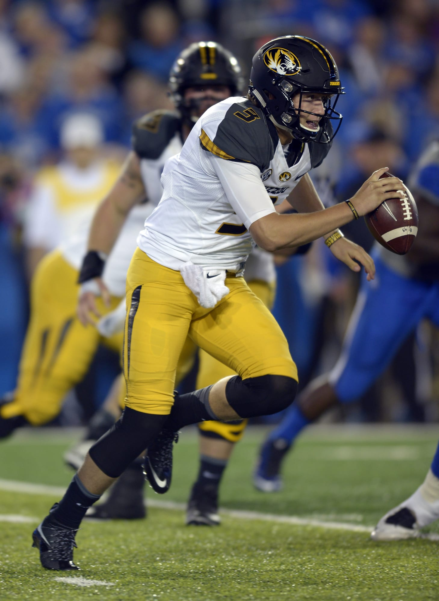 Missouri Football: Tigers scheduled to play Kentucky in ...
