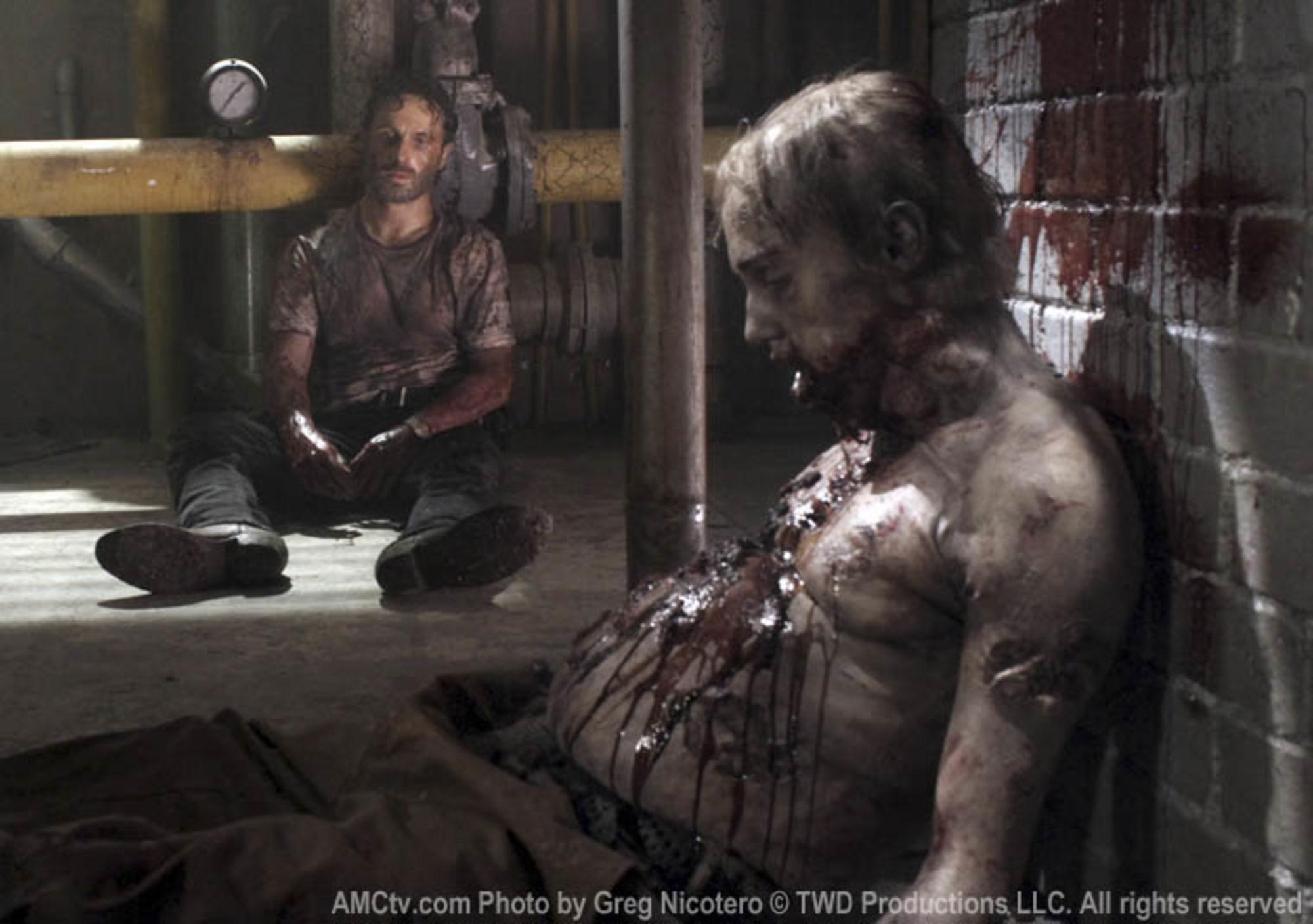 The Walking Dead: Most memorable walkers, number 5