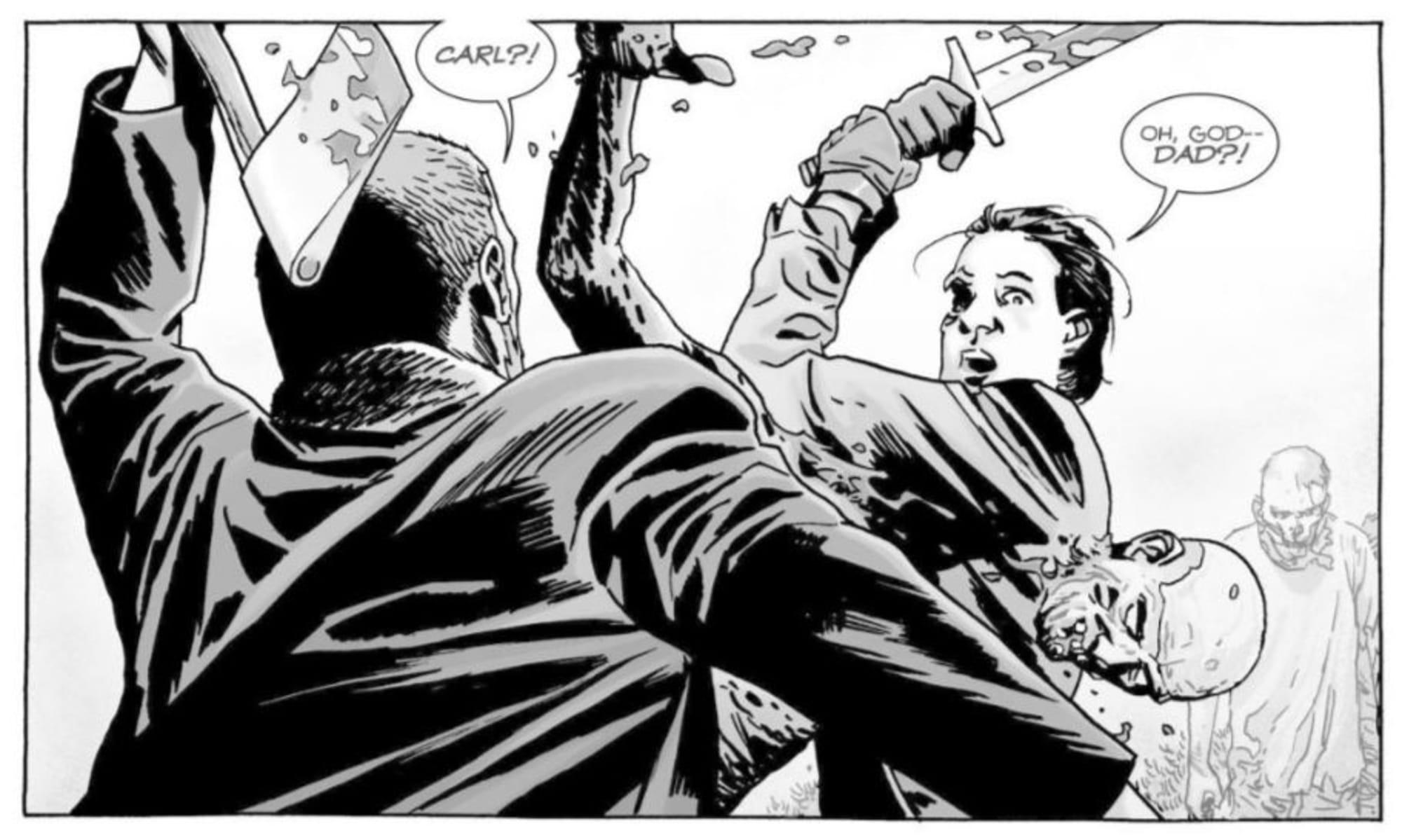Walking Dead Comic Online
