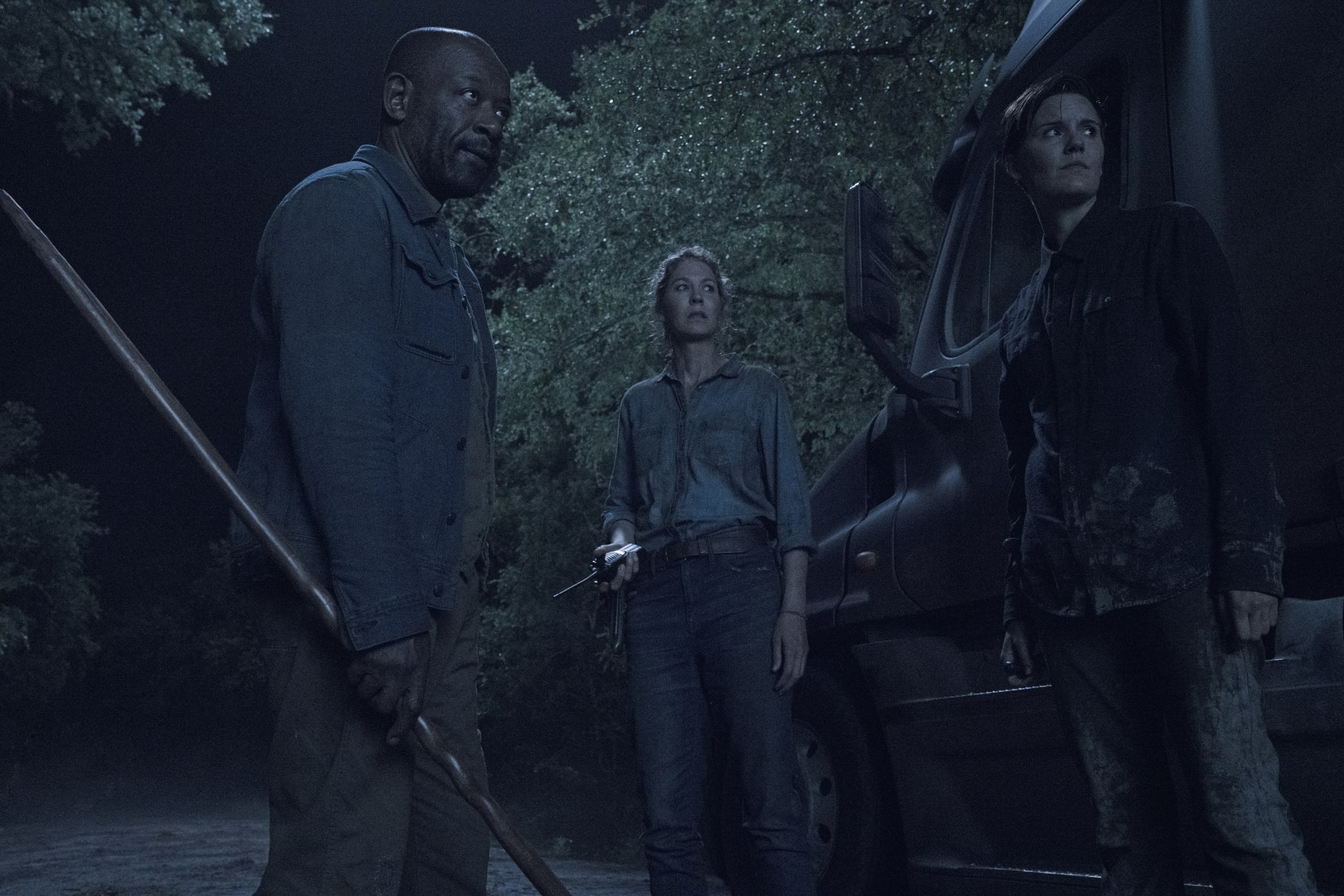 Fear The Walking Dead, Survival Rule Of The Week: Survivors don't quit