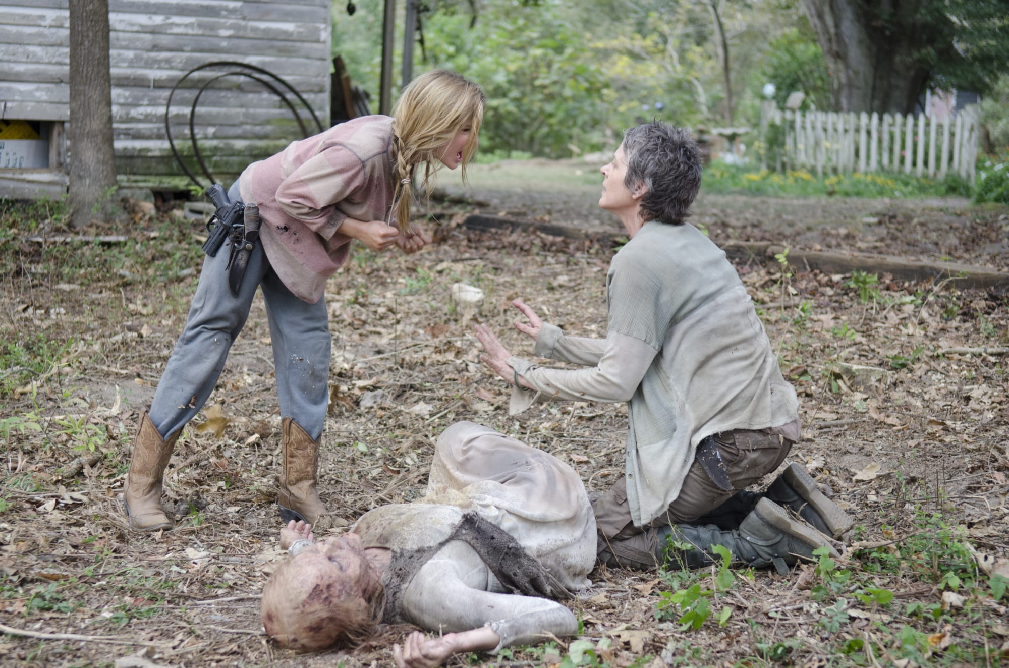 The Walking Dead is so much more than any one genre