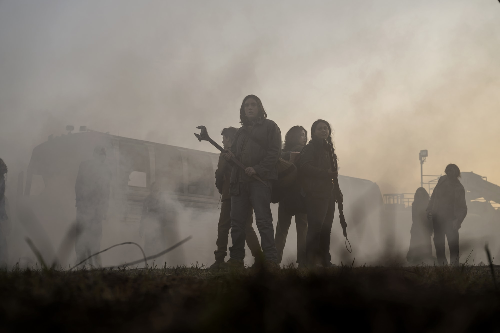 The Walking Dead: World Beyond season 1 preview – Brave new world