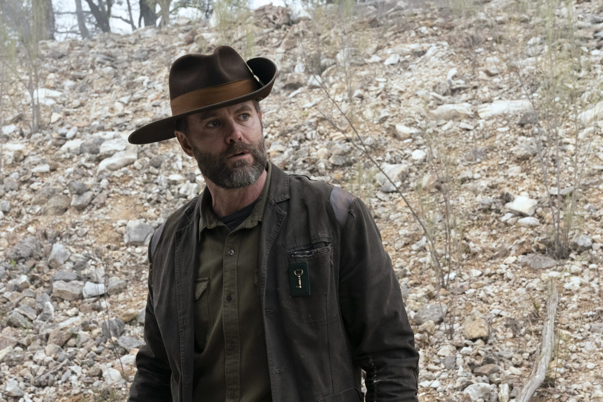 Garret Dillahunt casting news: Where The Crawdads Sing