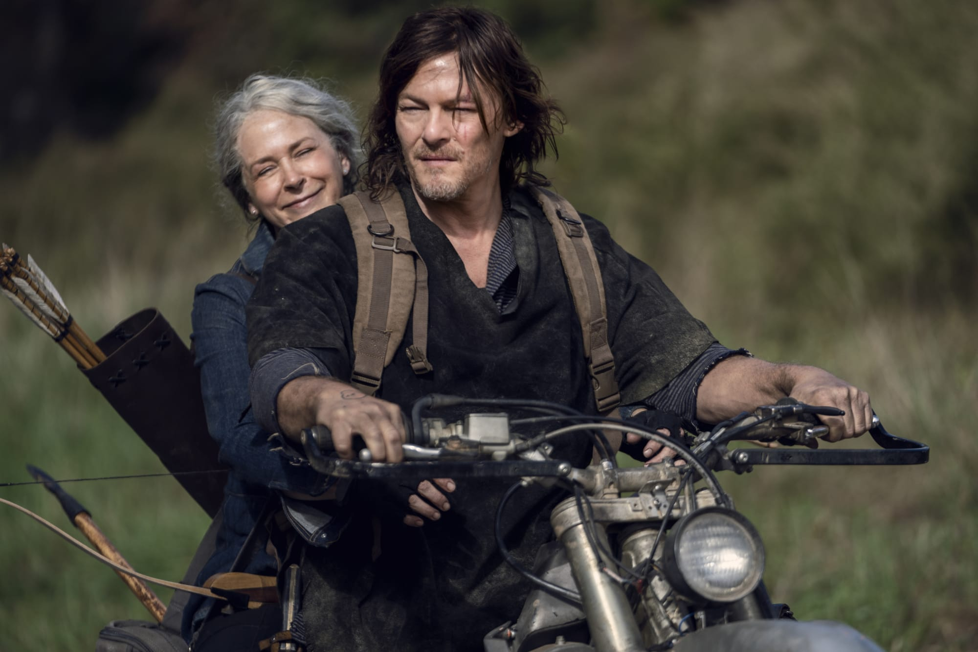 25 greatest duos in The Walking Dead Universe