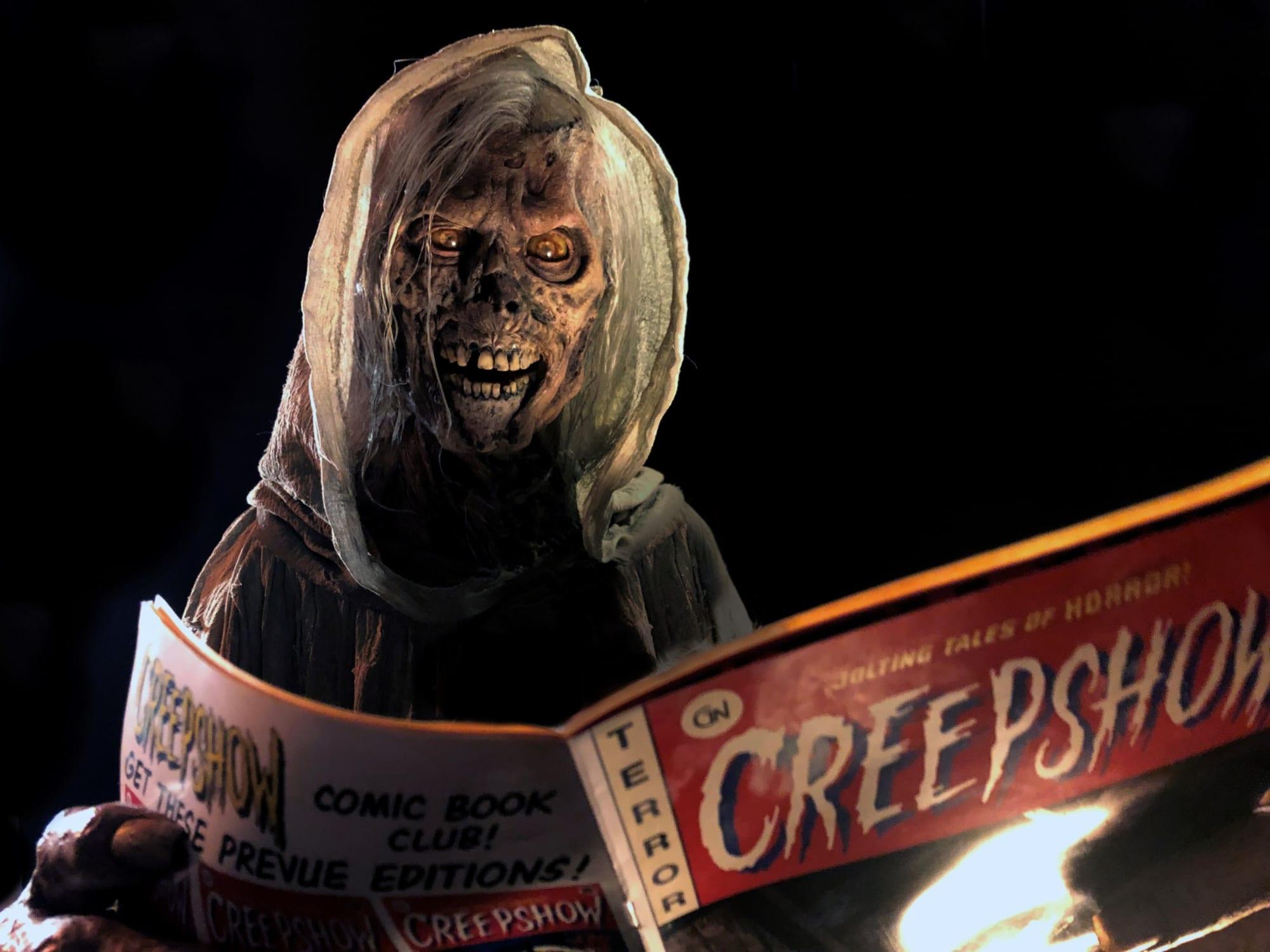 The Creepshow Halloween Special coming in October