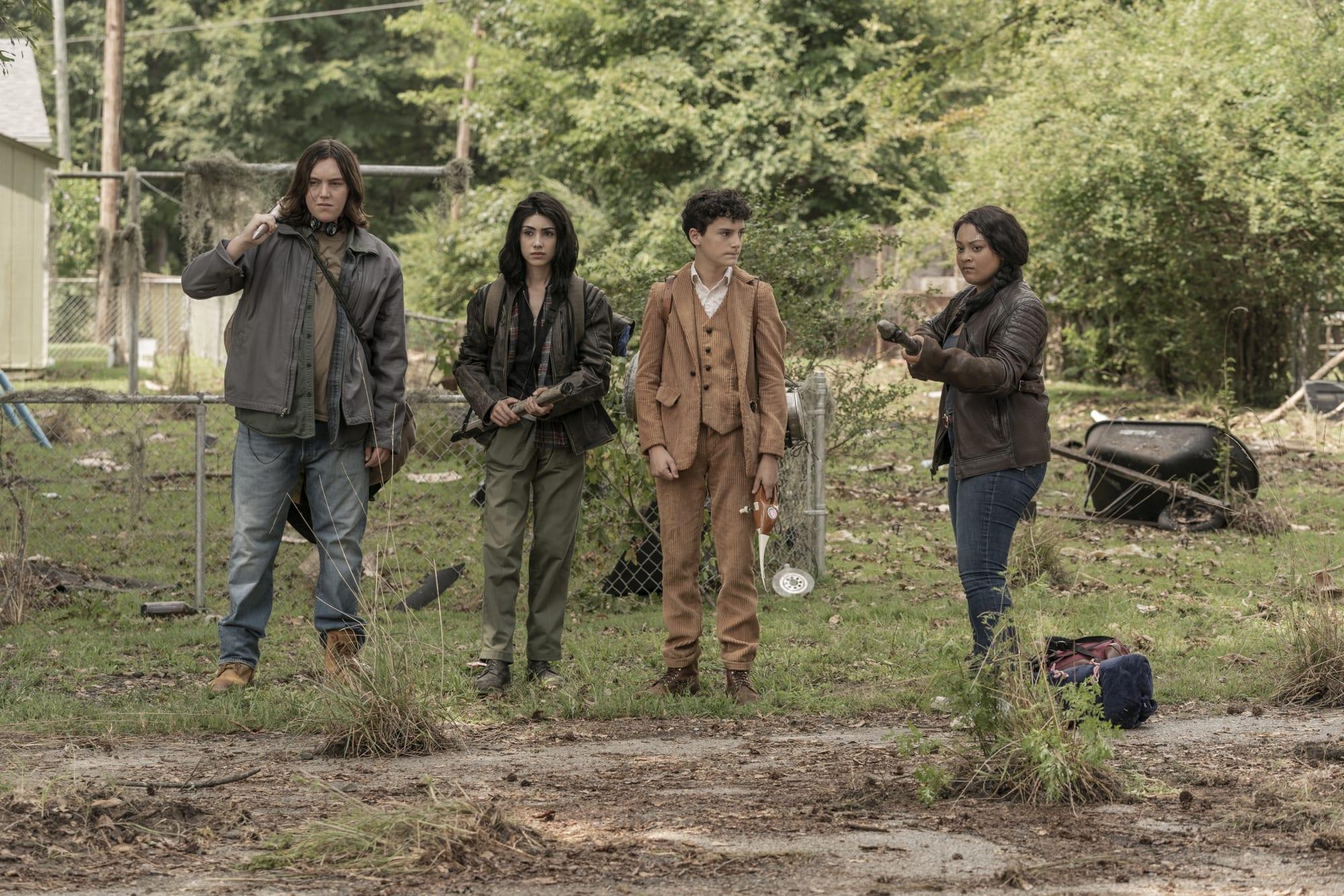 Walking Dead World Beyond: Blu-ray release date