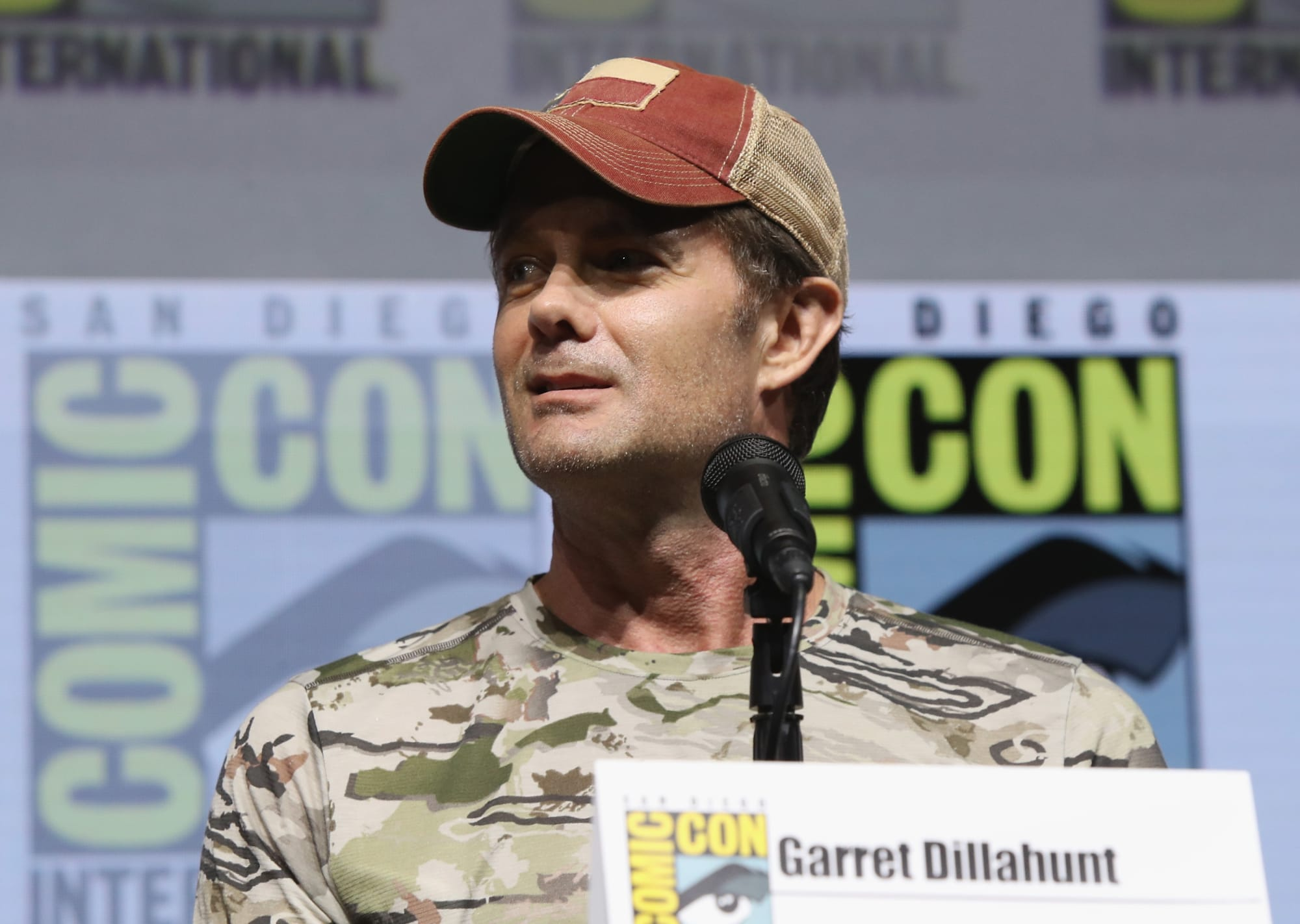 Garret Dillahunt stars in Ambulance movie directed by Michael Bay