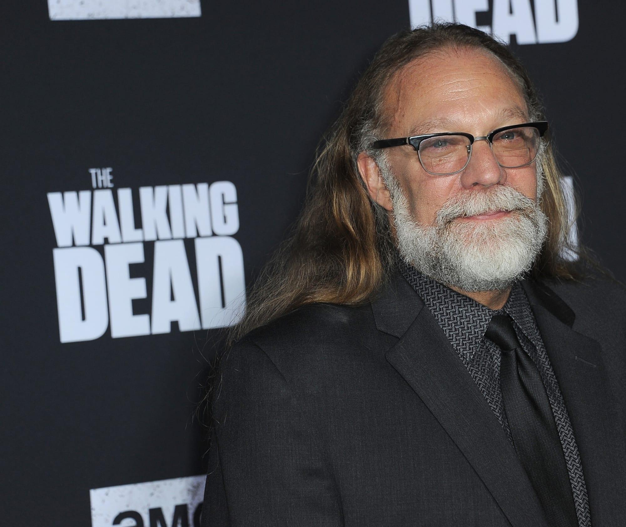 Greg Nicotero filmed two seasons of Creepshow during a pandemic
