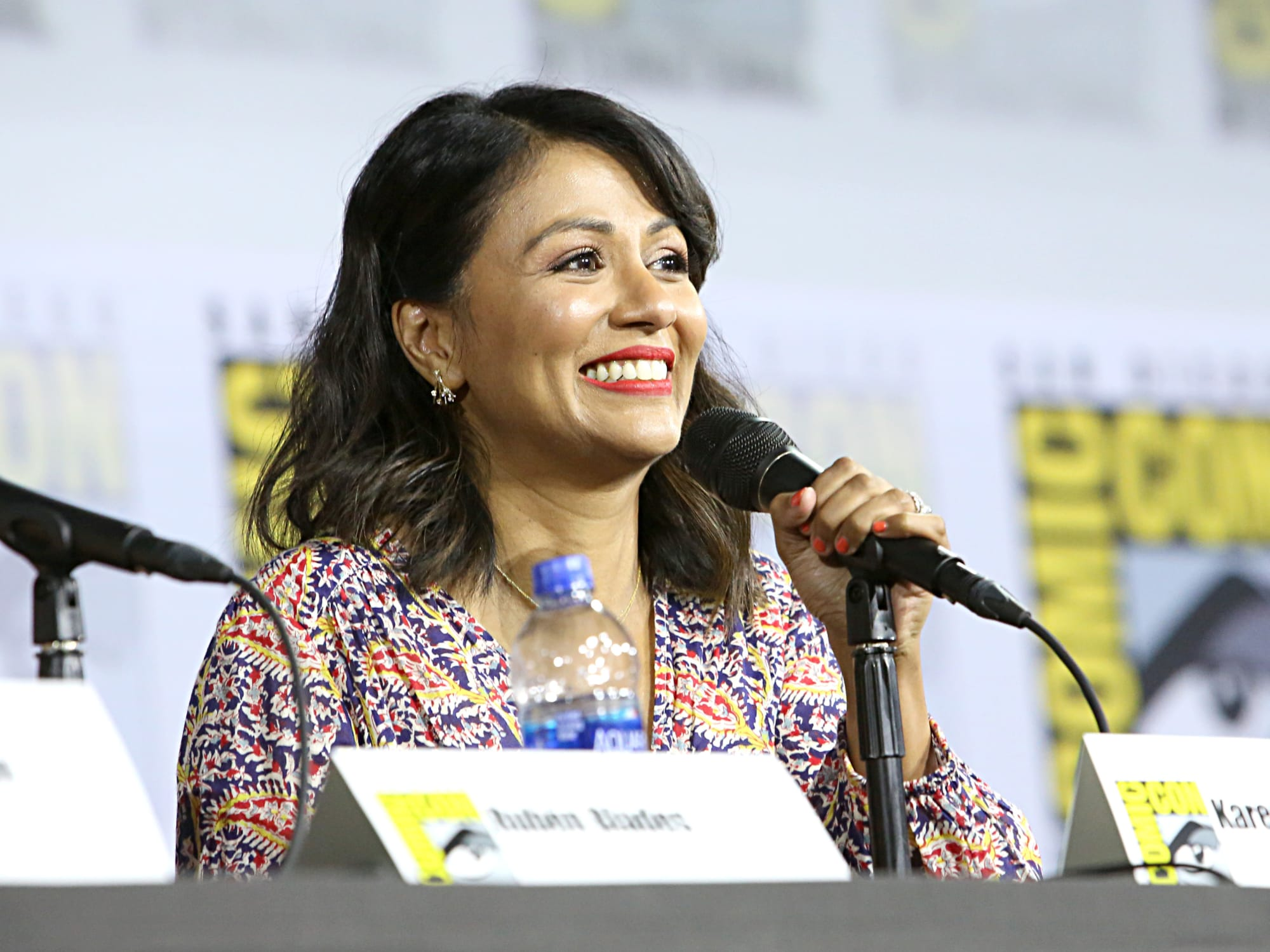 Undead Walking Podcast: Chatting with Fear TWD star Karen David