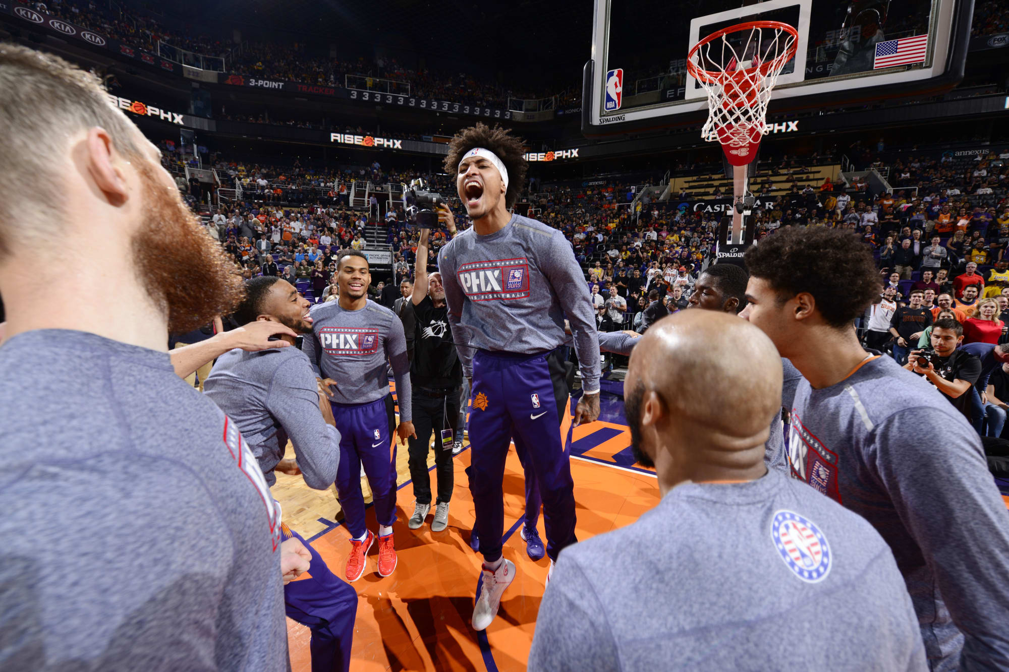 3 things to look for when Phoenix Suns return to play