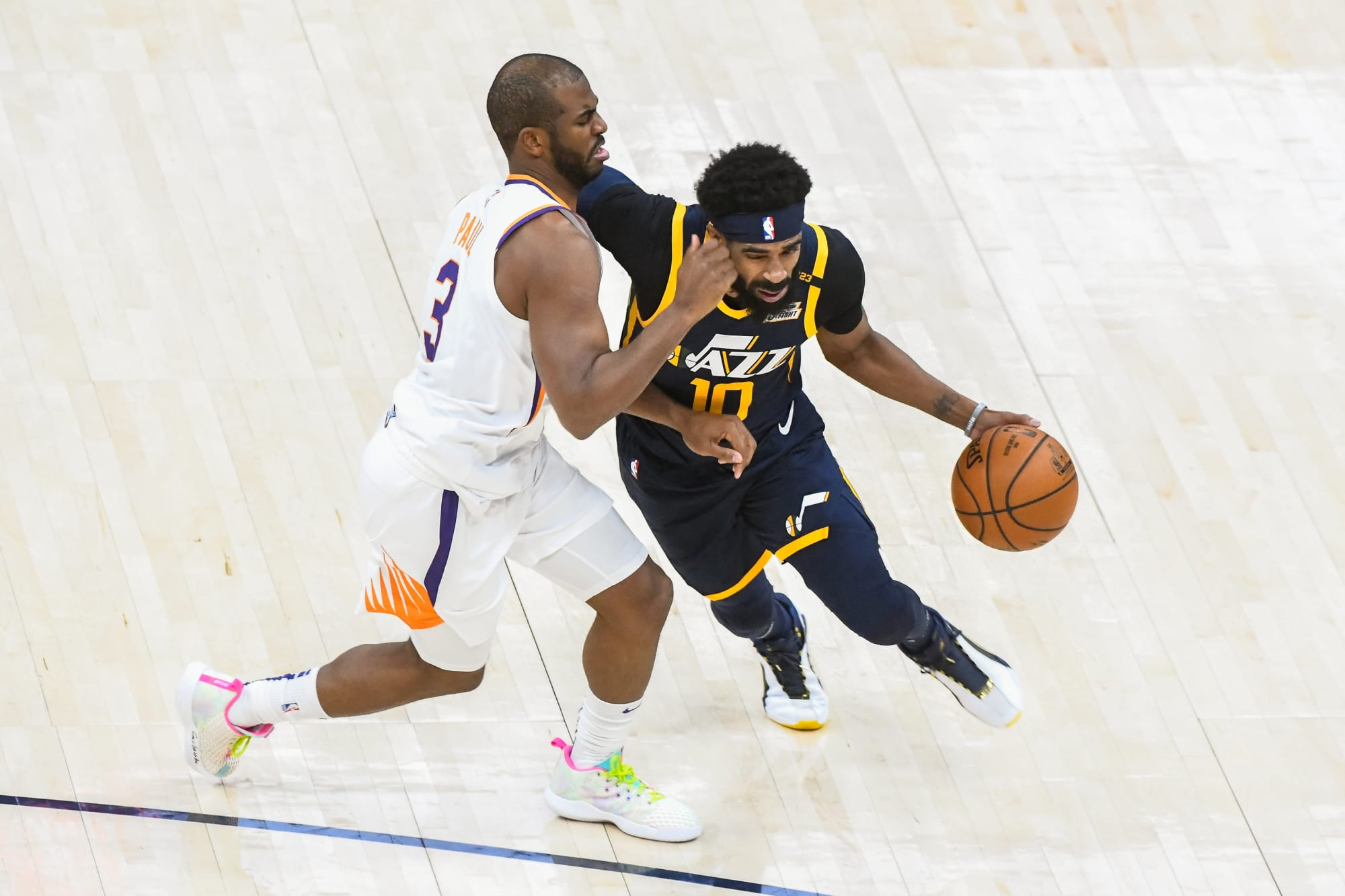 Phoenix Suns: Point Guards to Bring in if Chris Paul Departs as Free Agent