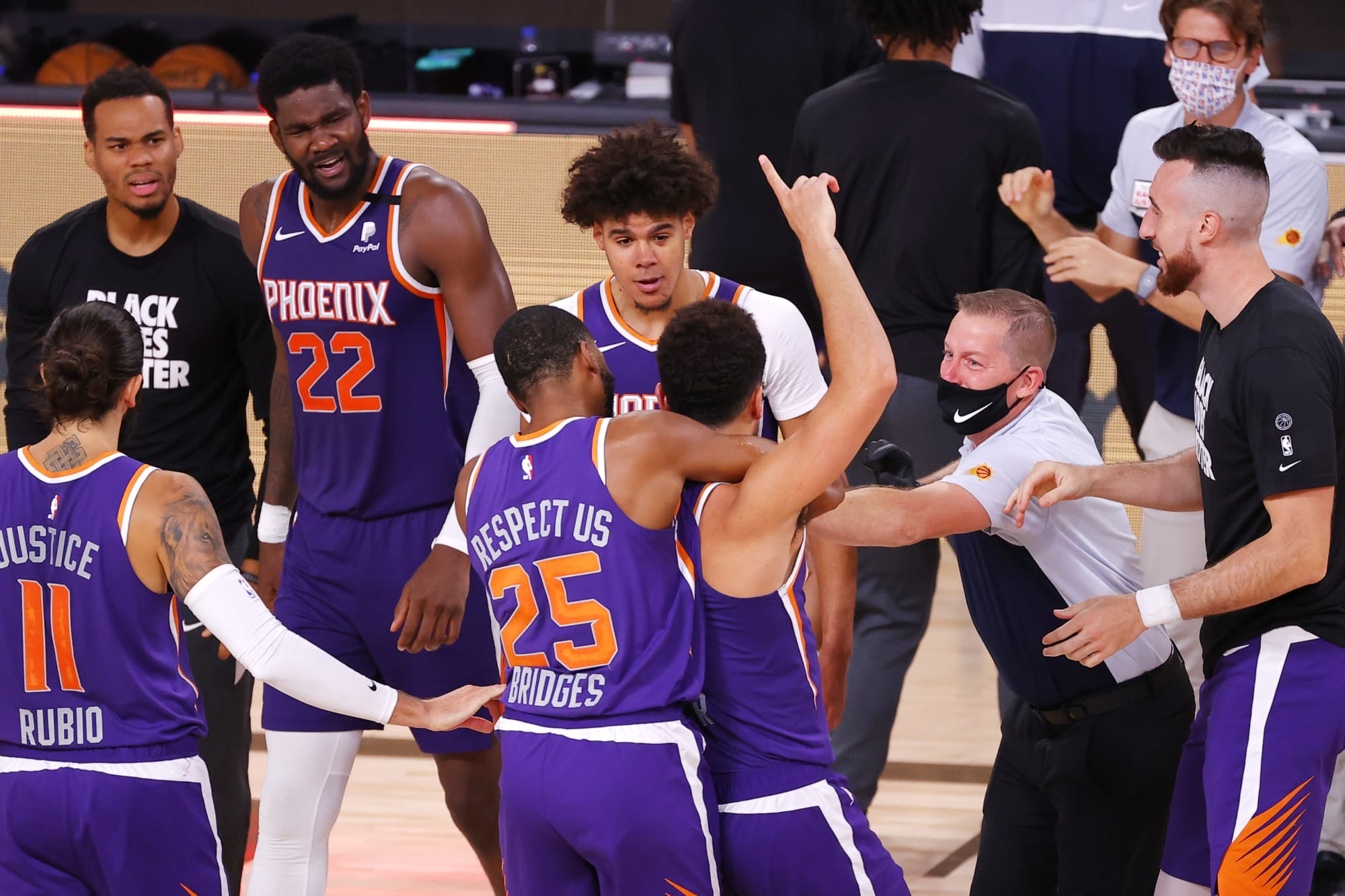 Phoenix Suns fans can be proud of their team this season