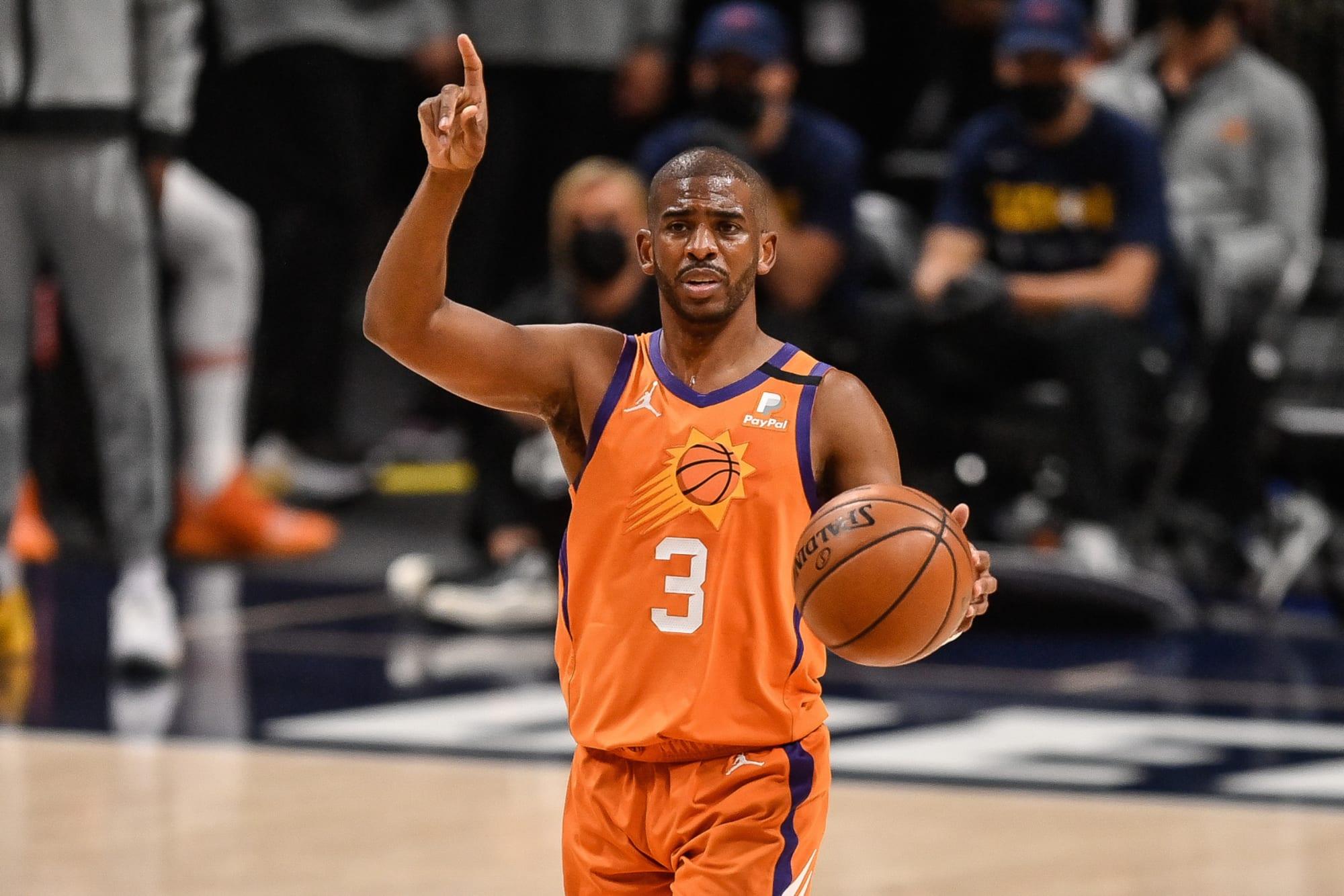 Phoenix Suns: Chris Paul injury history and updates
