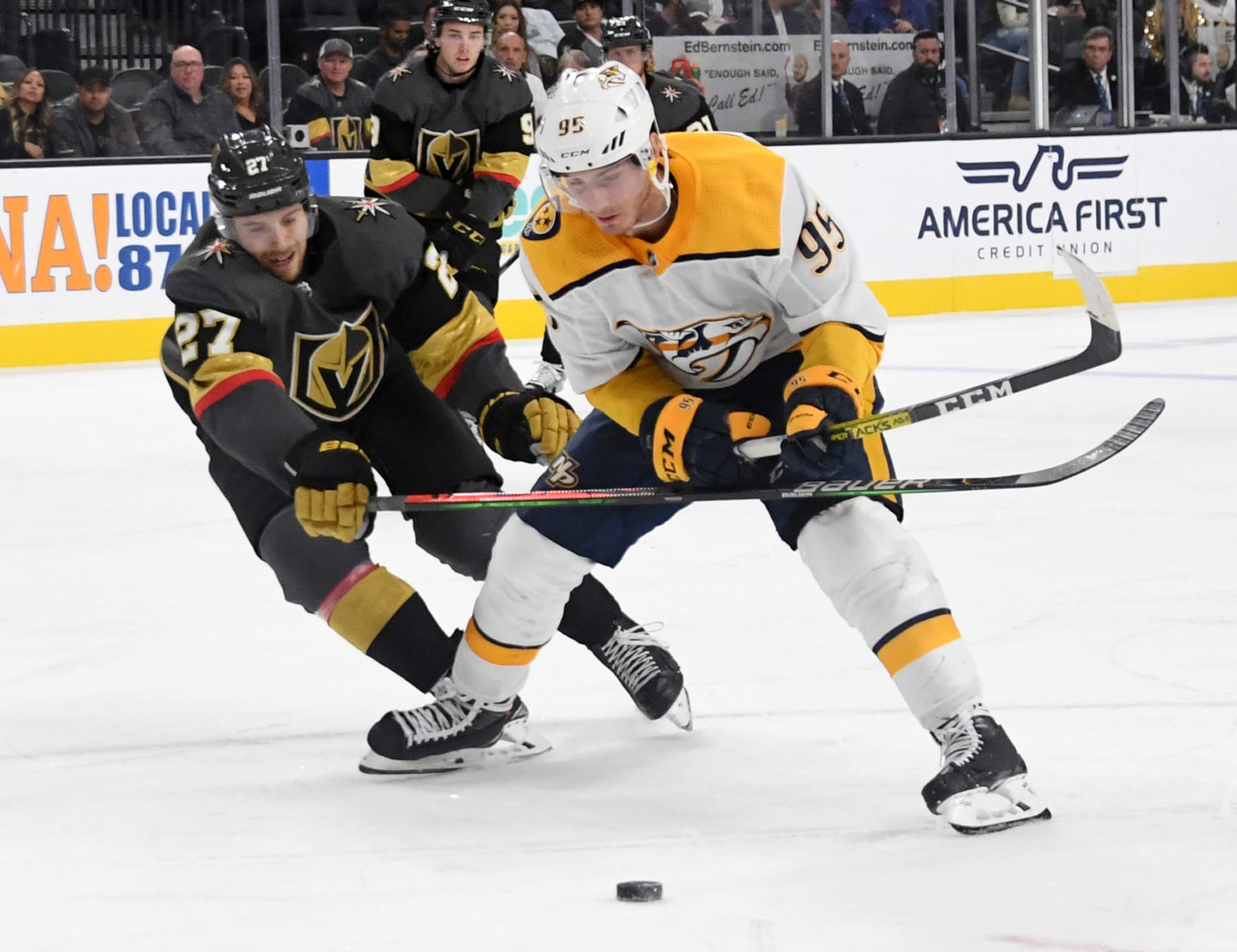 Vegas Golden Knights: Sizing up potential opponents in 24-team Playoff format