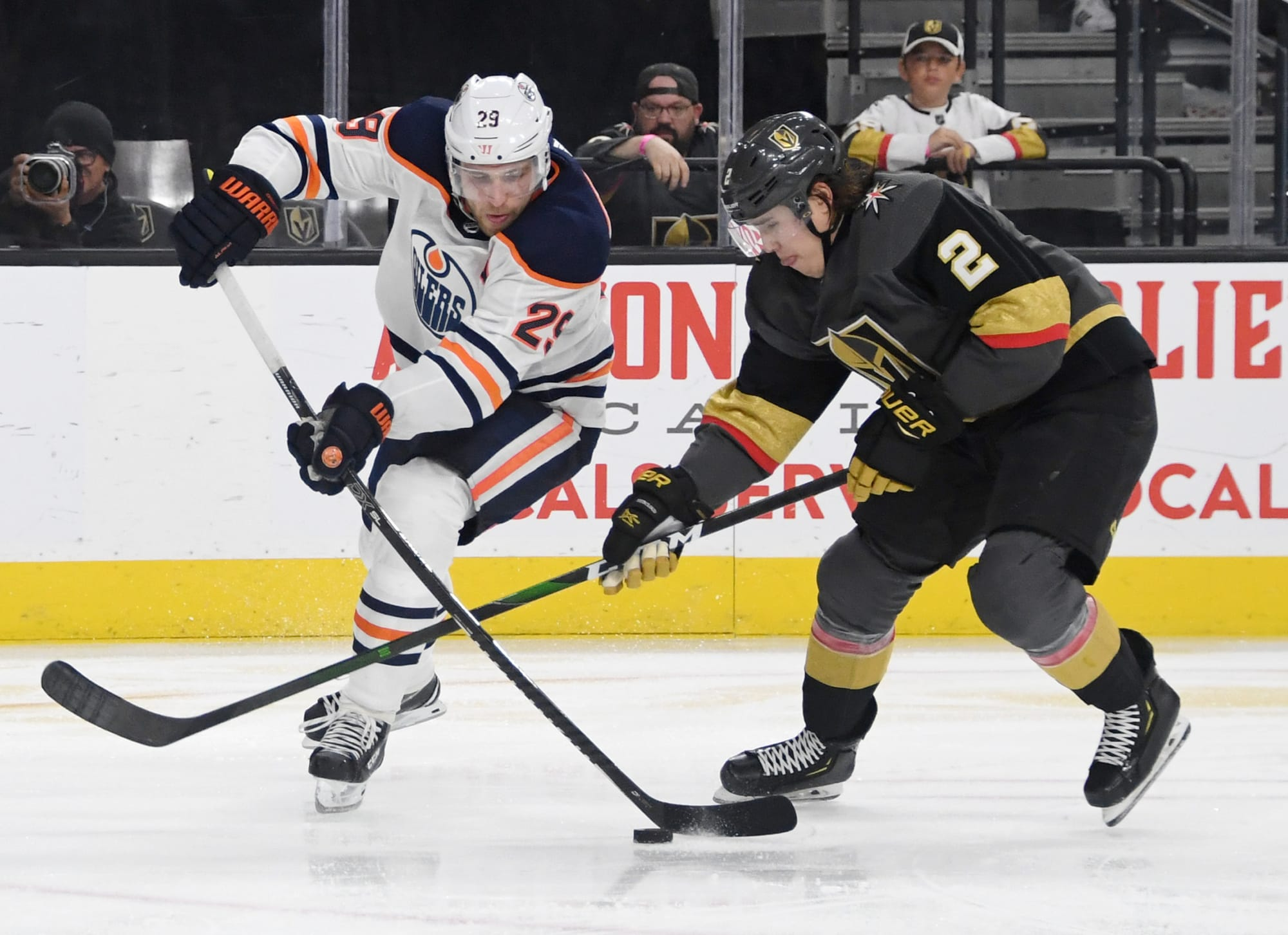 Oilers vs Knights: Date, Time, How to Watch and More