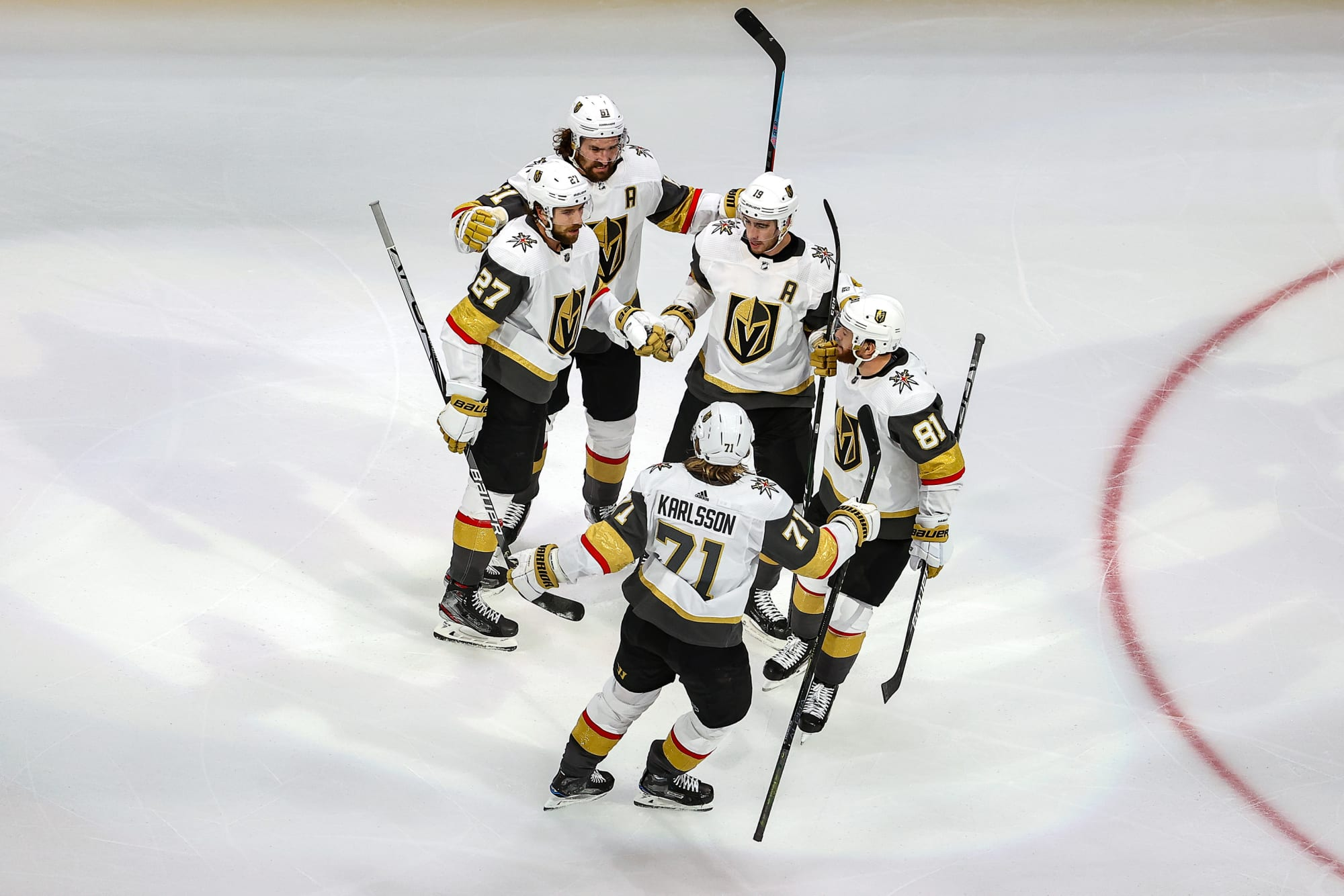 Vegas Golden Knights: Rounding up the best bits from the Locker Room Cleanout Day
