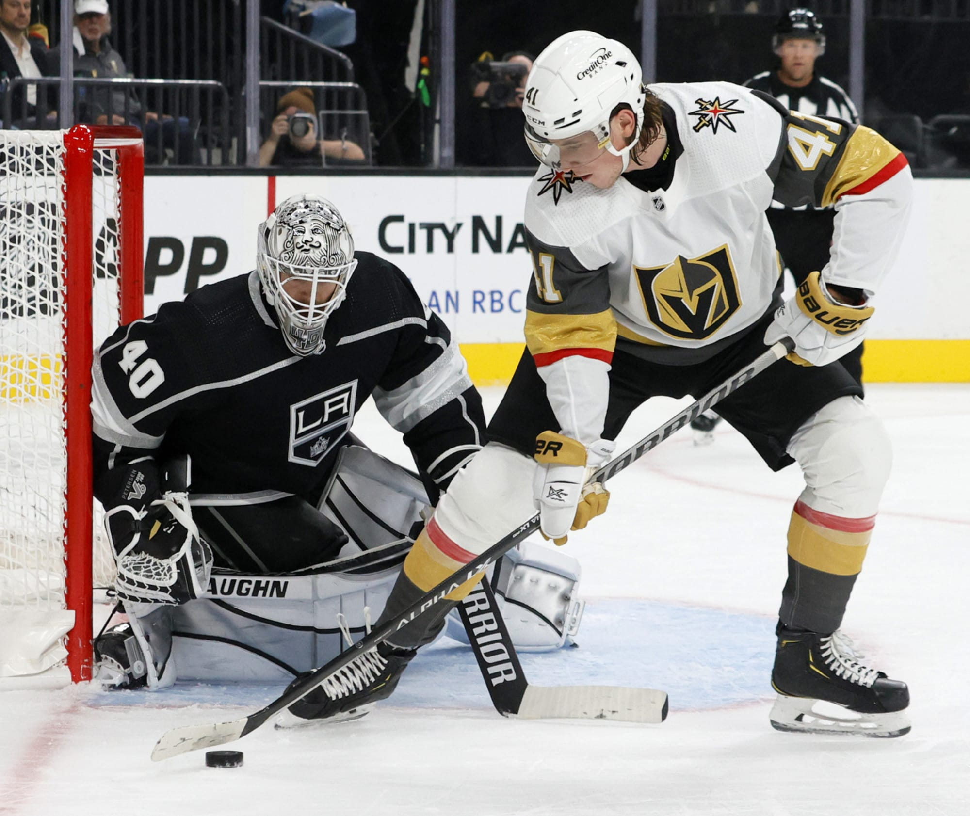 Nolan Patrick's Role with the Knights