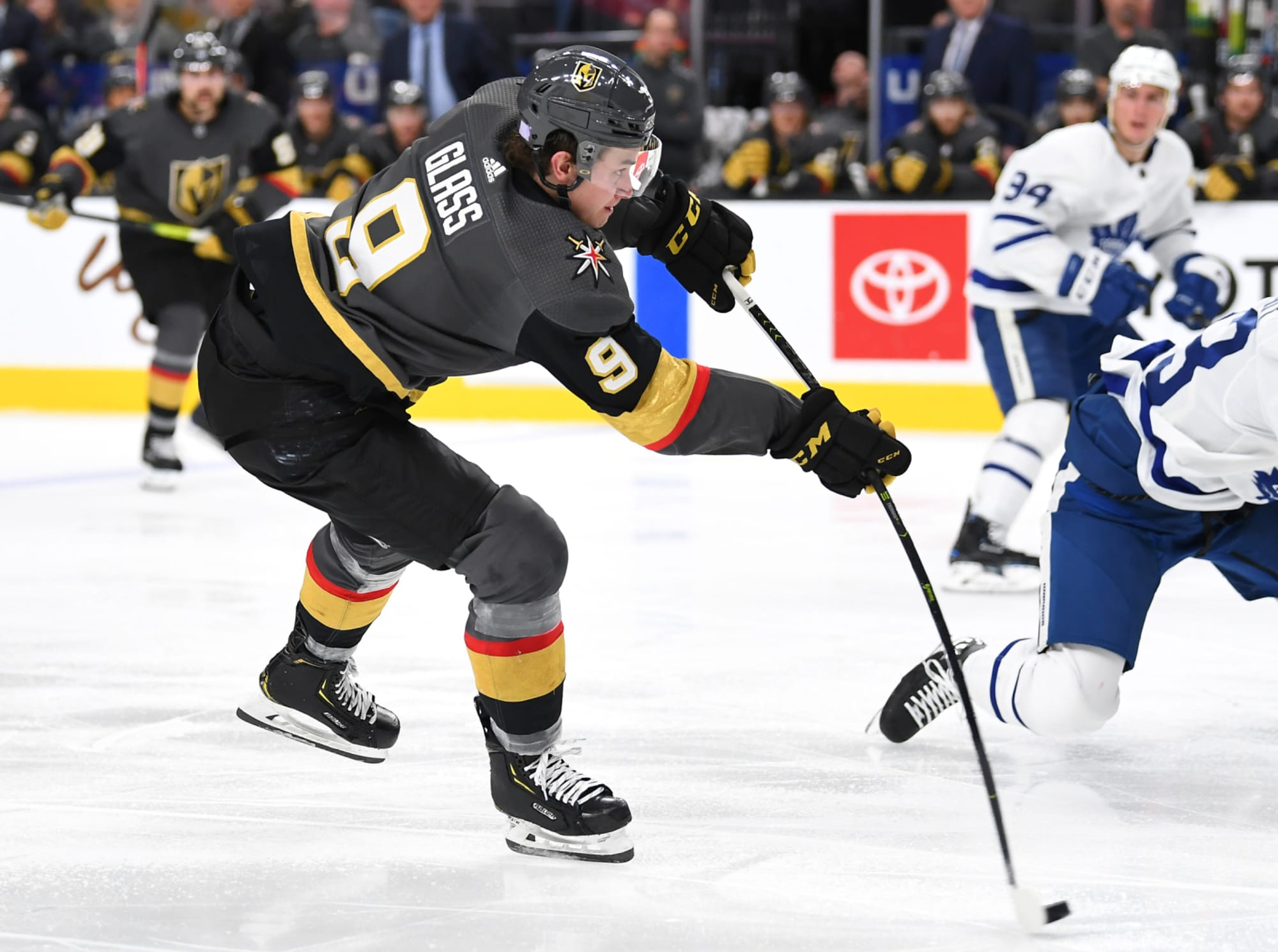 Vegas Golden Knights: A Cody Glass breakout in 2020-21 would be huge for player and team