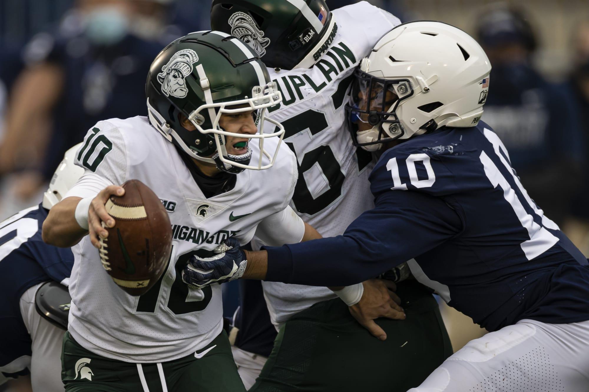 Transfer portal rumors: Penn State Football's Lance Dixon to Big Ten rival?