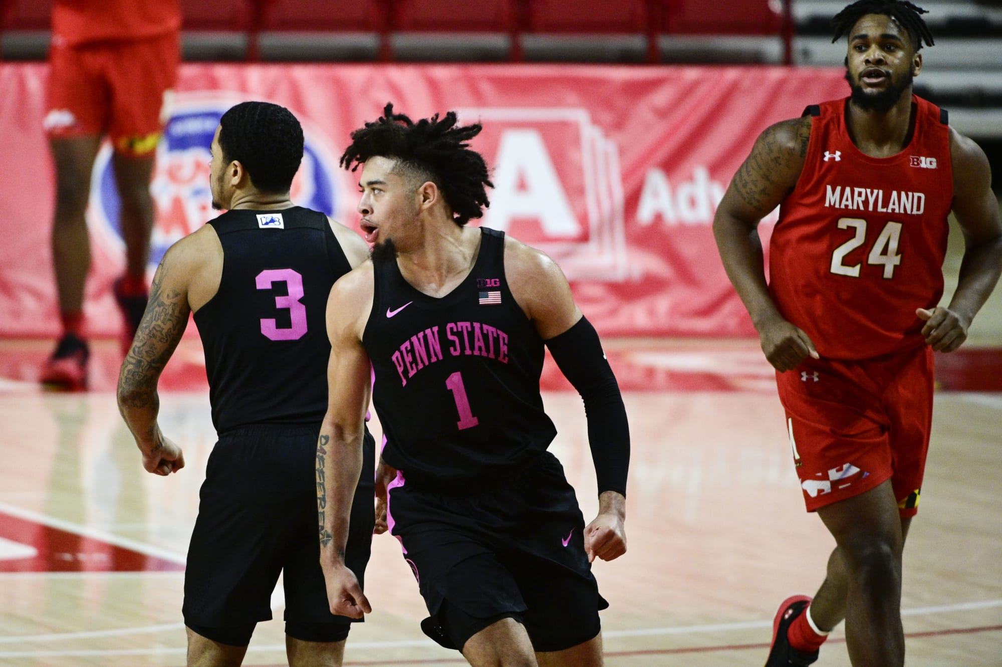Penn State Basketball's opponent set for 2021 Emerald Coast Classic